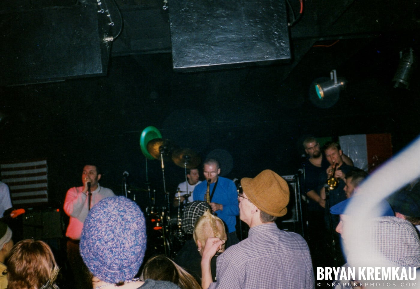 Skinnerbox @ Sea Sea's, Moosic, PA - 2.28.98 (6)