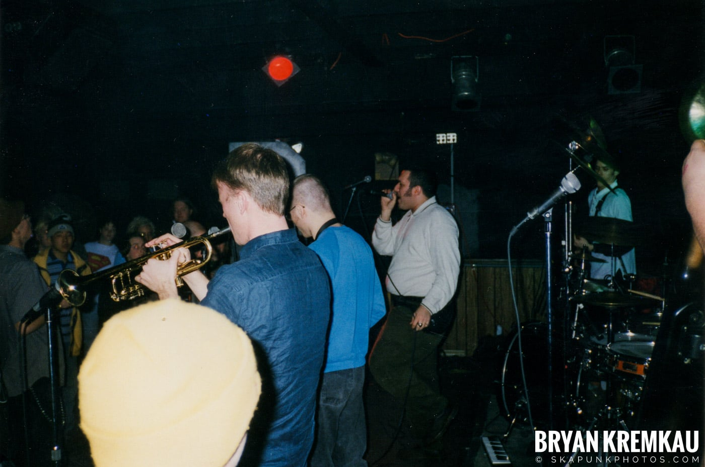 Skinnerbox @ Sea Sea's, Moosic, PA - 2.28.98 (5)