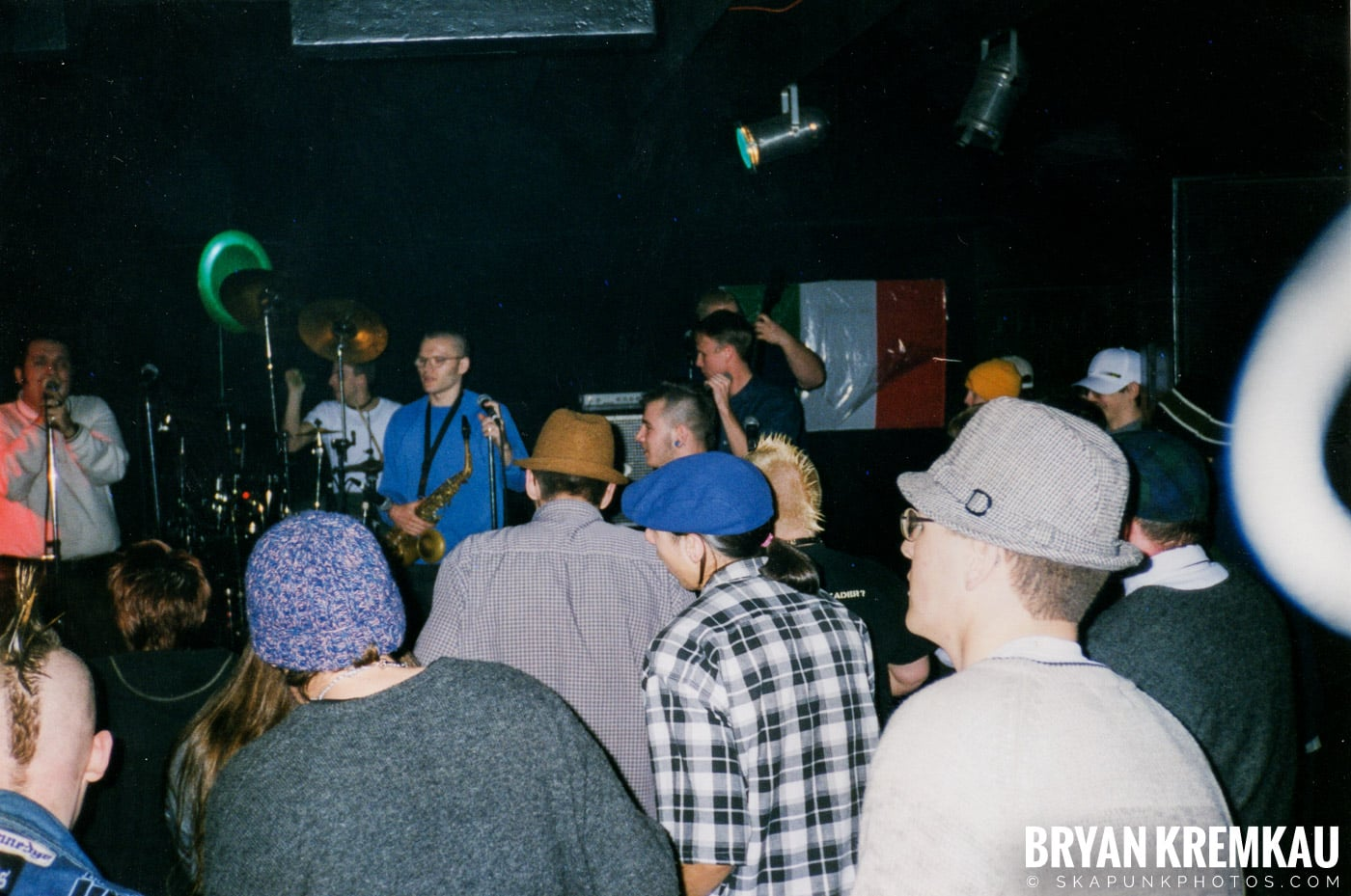 Skinnerbox @ Sea Sea's, Moosic, PA - 2.28.98 (4)
