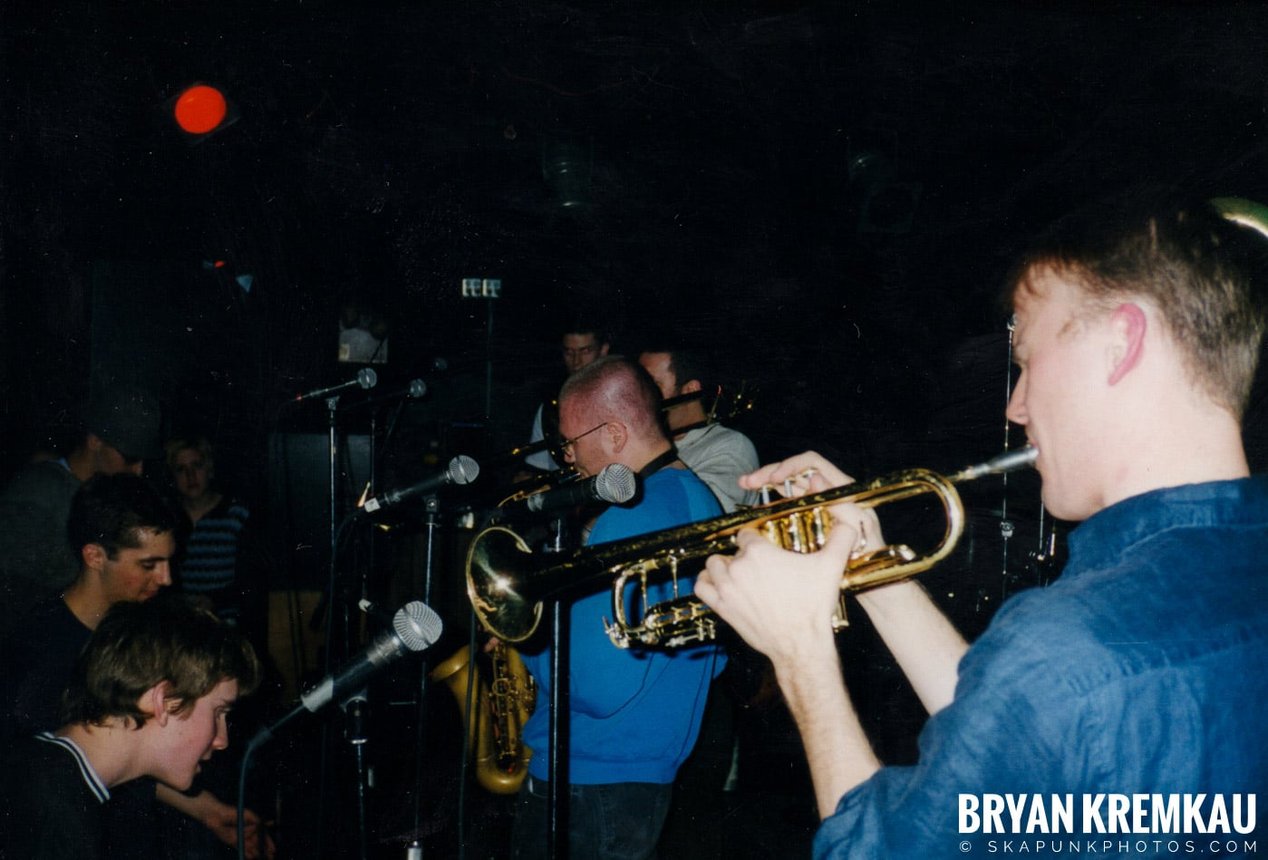 Skinnerbox @ Sea Sea's, Moosic, PA - 2.28.98 (2)