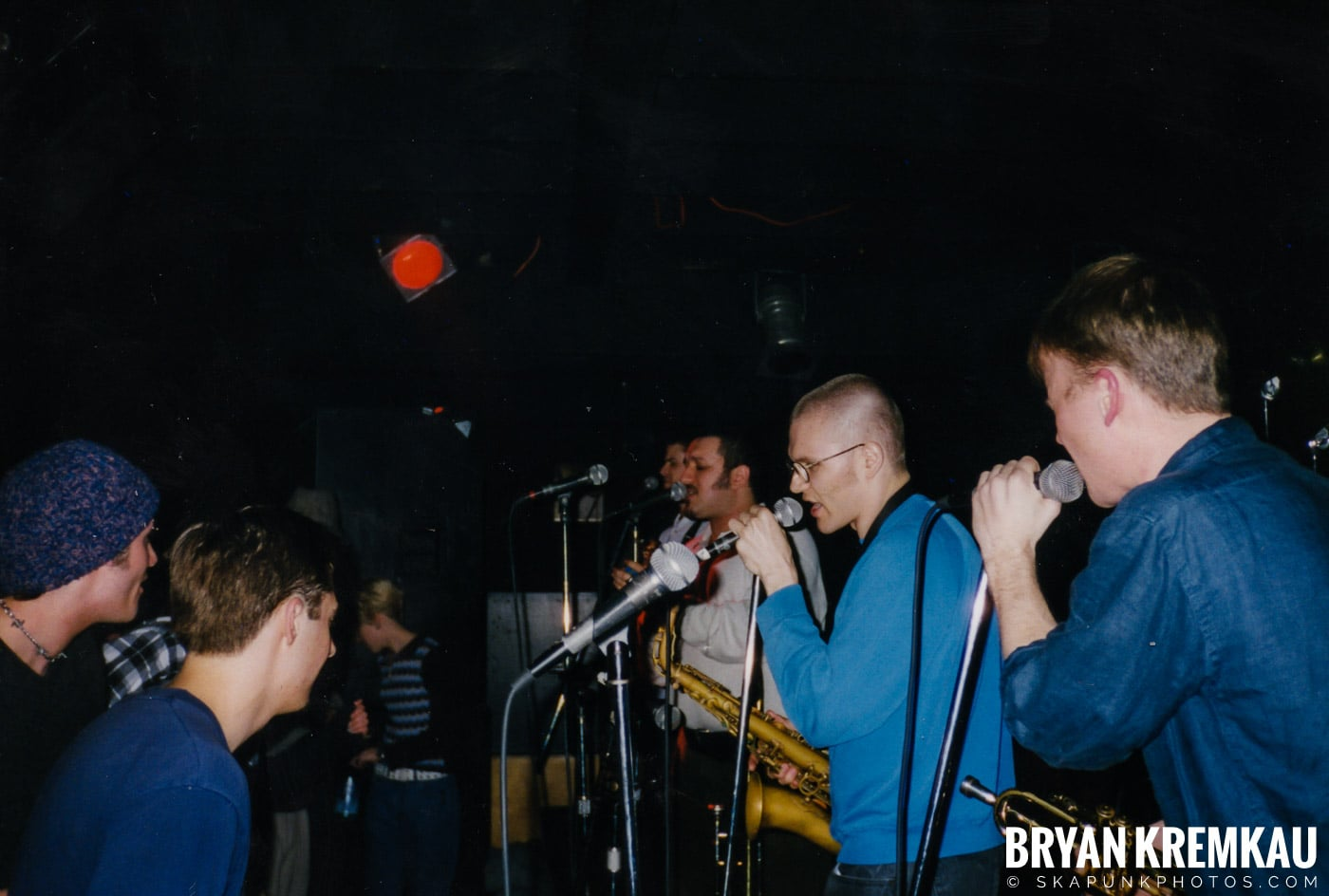 Skinnerbox @ Sea Sea's, Moosic, PA - 2.28.98 (1)