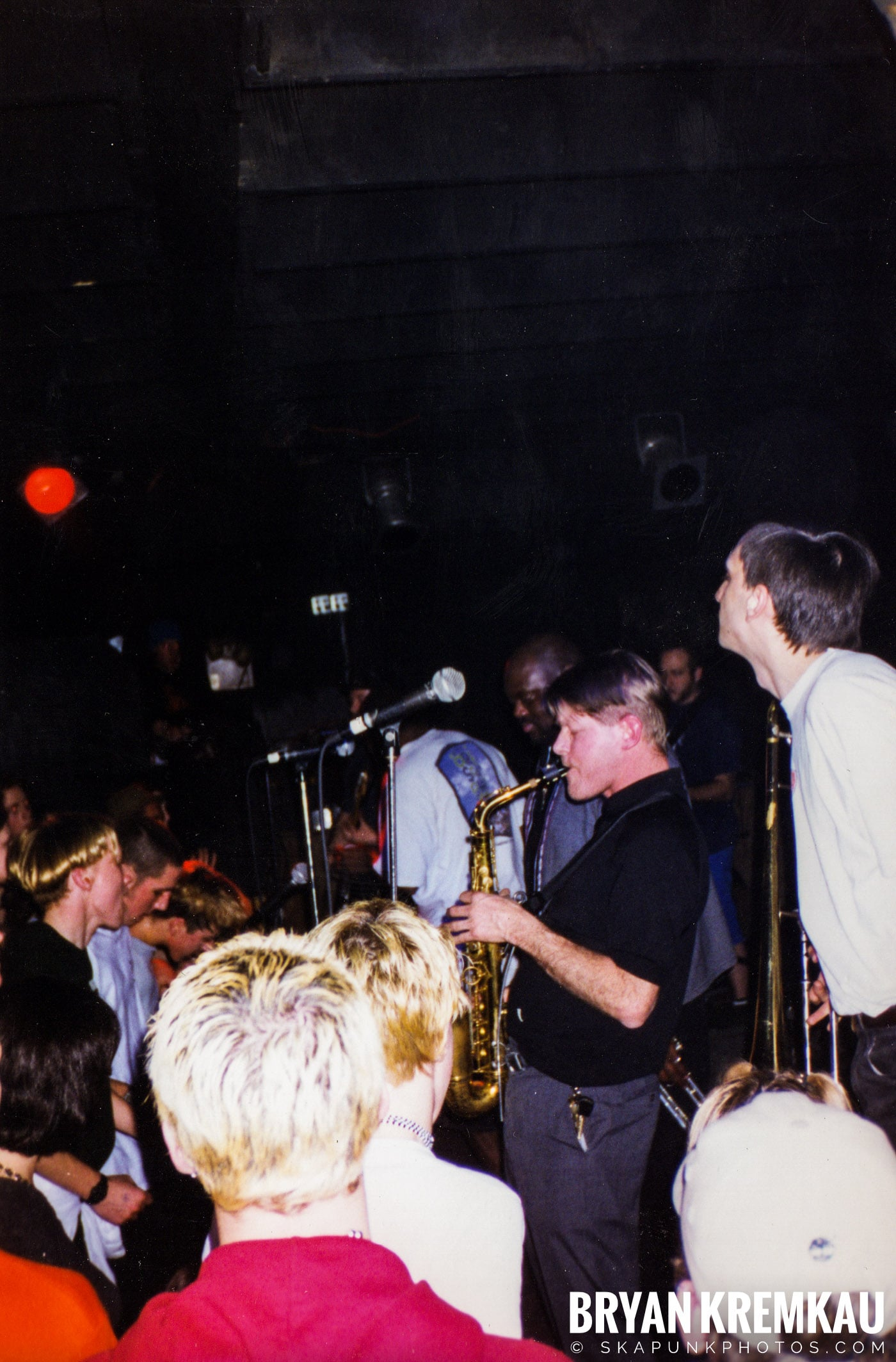 The Toasters @ Sea Sea's, Moosic, PA - 2.28.98 (8)