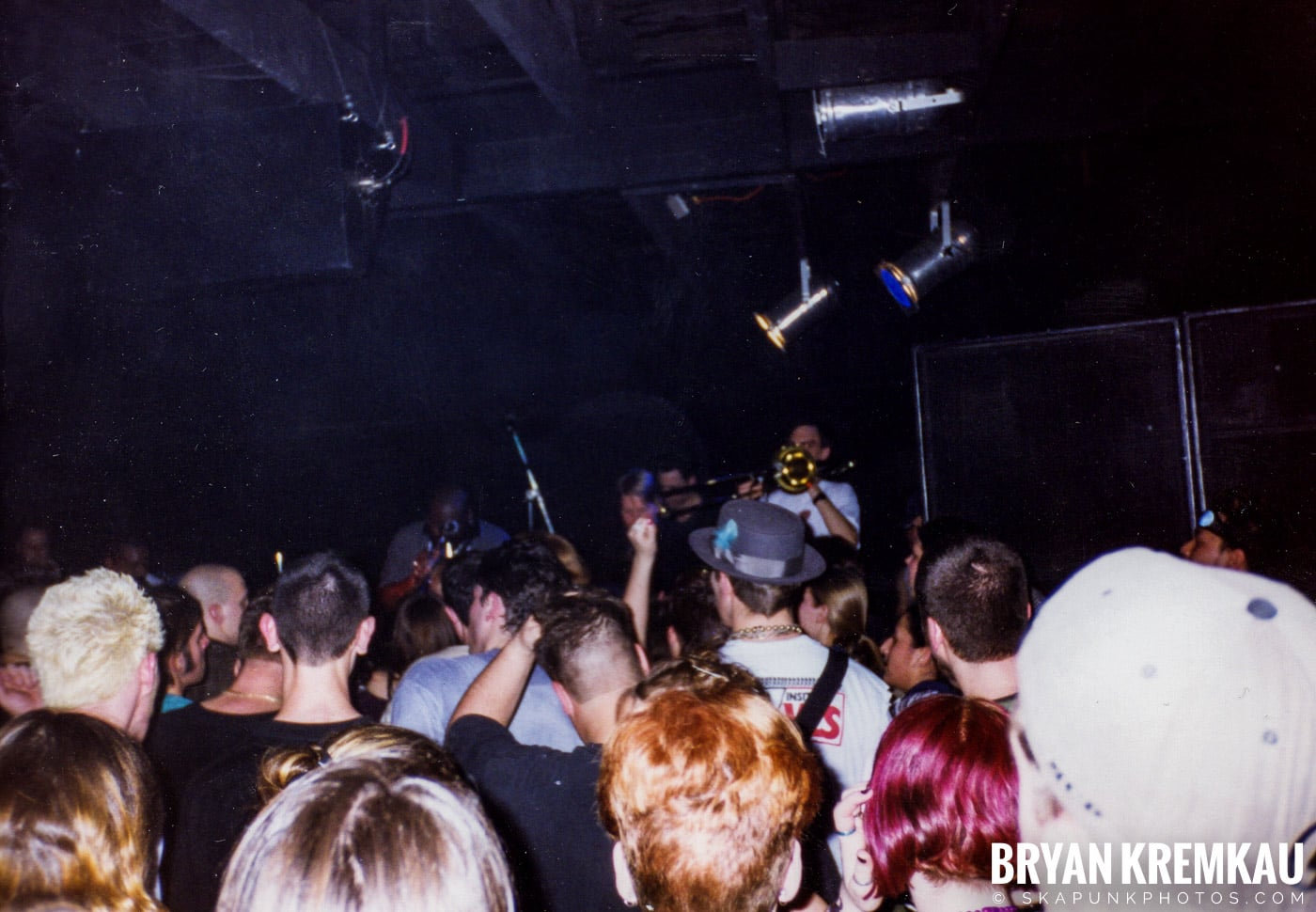 The Toasters @ Sea Sea's, Moosic, PA - 2.28.98 (7)