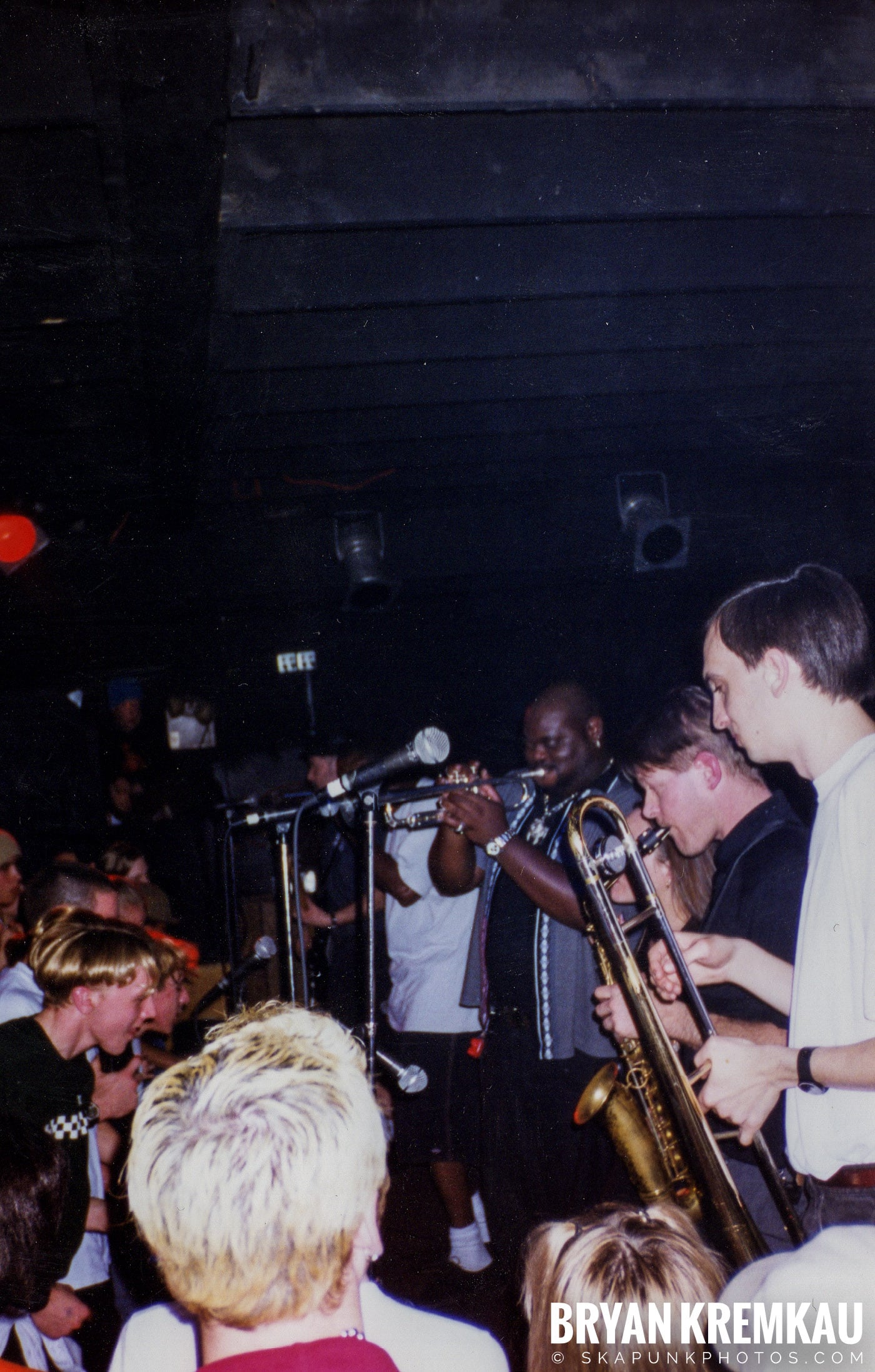 The Toasters @ Sea Sea's, Moosic, PA - 2.28.98 (6)