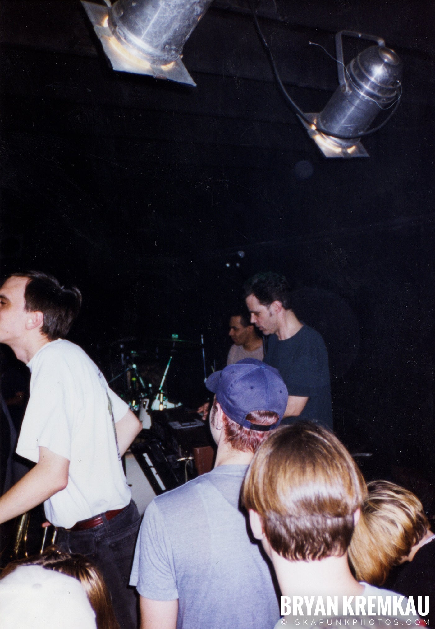 The Toasters @ Sea Sea's, Moosic, PA - 2.28.98 (5)