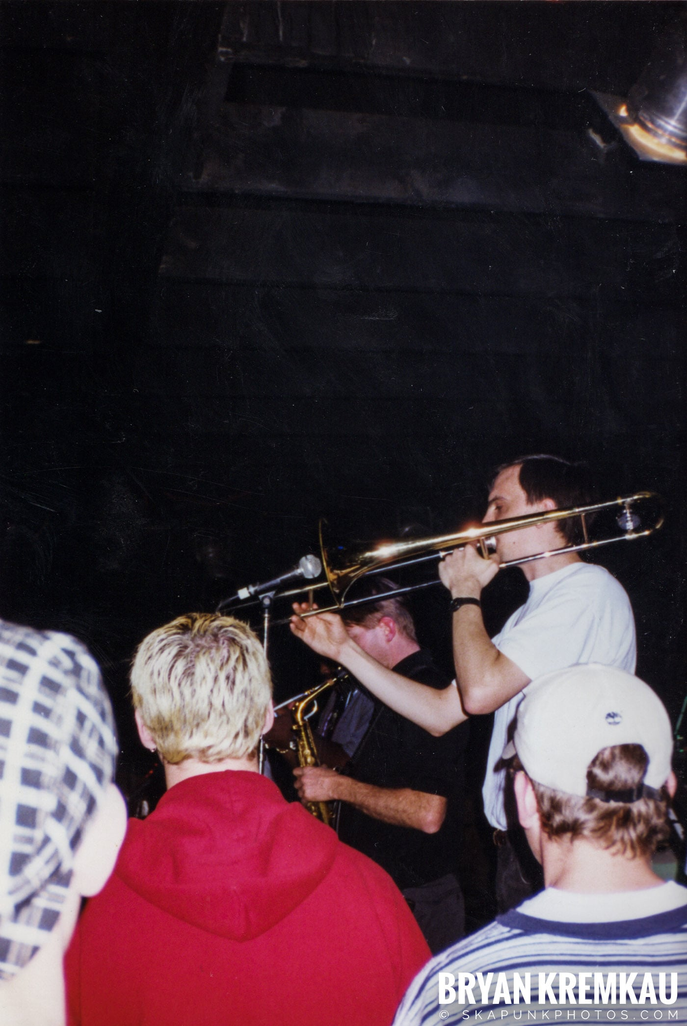 The Toasters @ Sea Sea's, Moosic, PA - 2.28.98 (2)