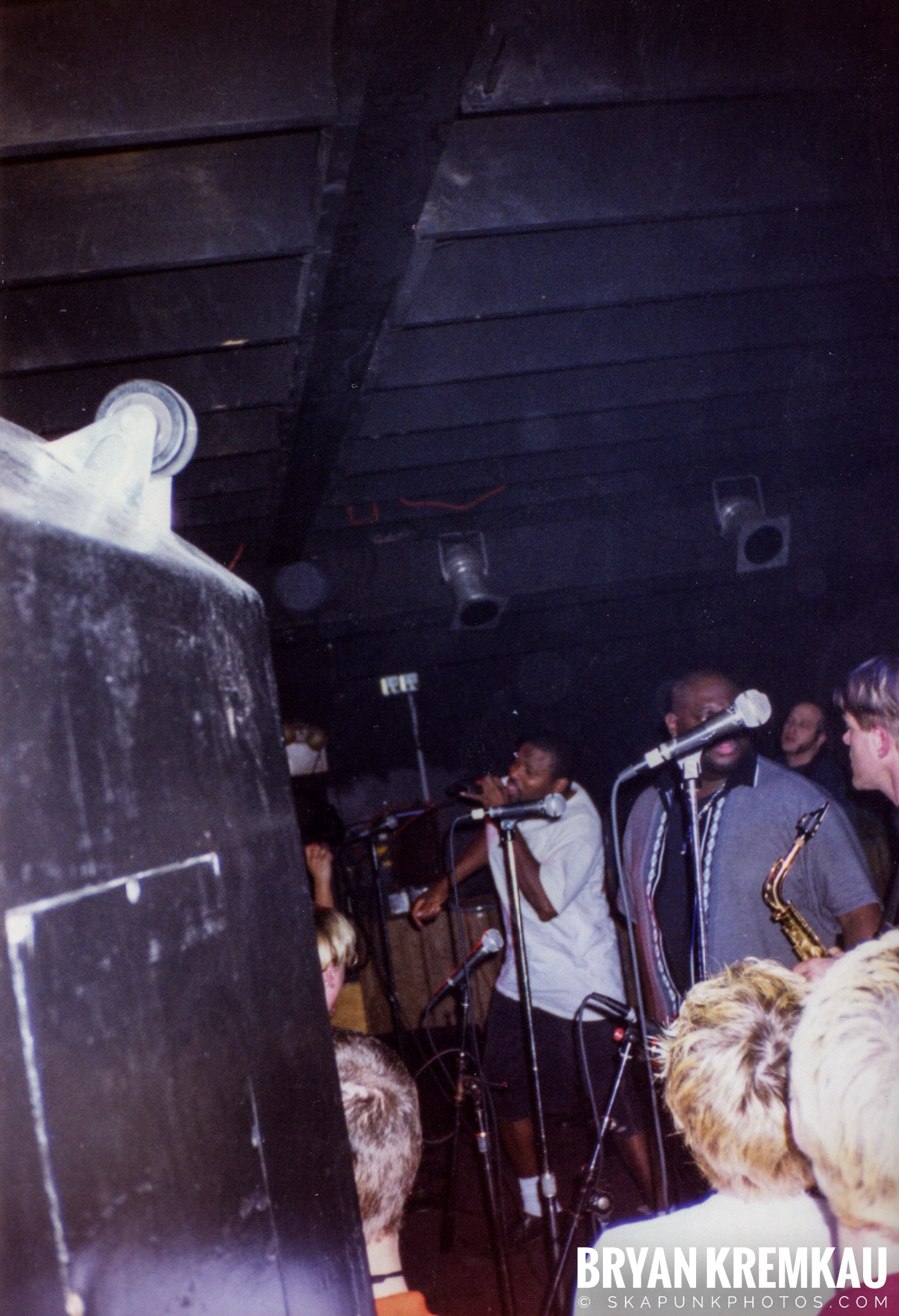 The Toasters @ Sea Sea's, Moosic, PA - 2.28.98 (1)