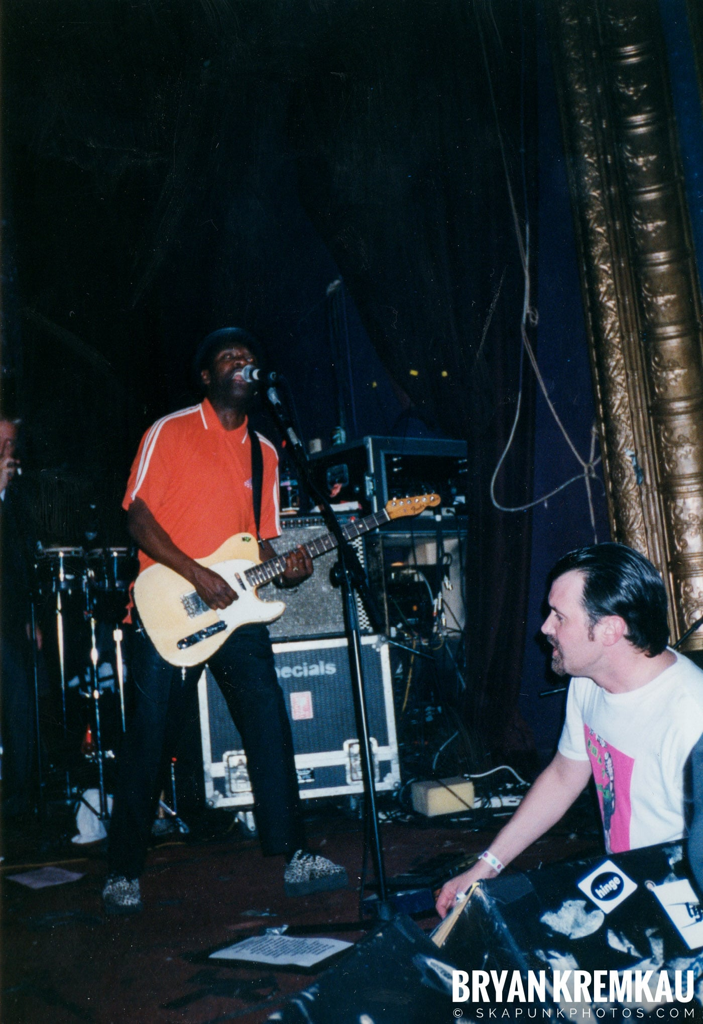The Specials @ 7 Willow St, Port Chester, NY - 6.5.98 (21)