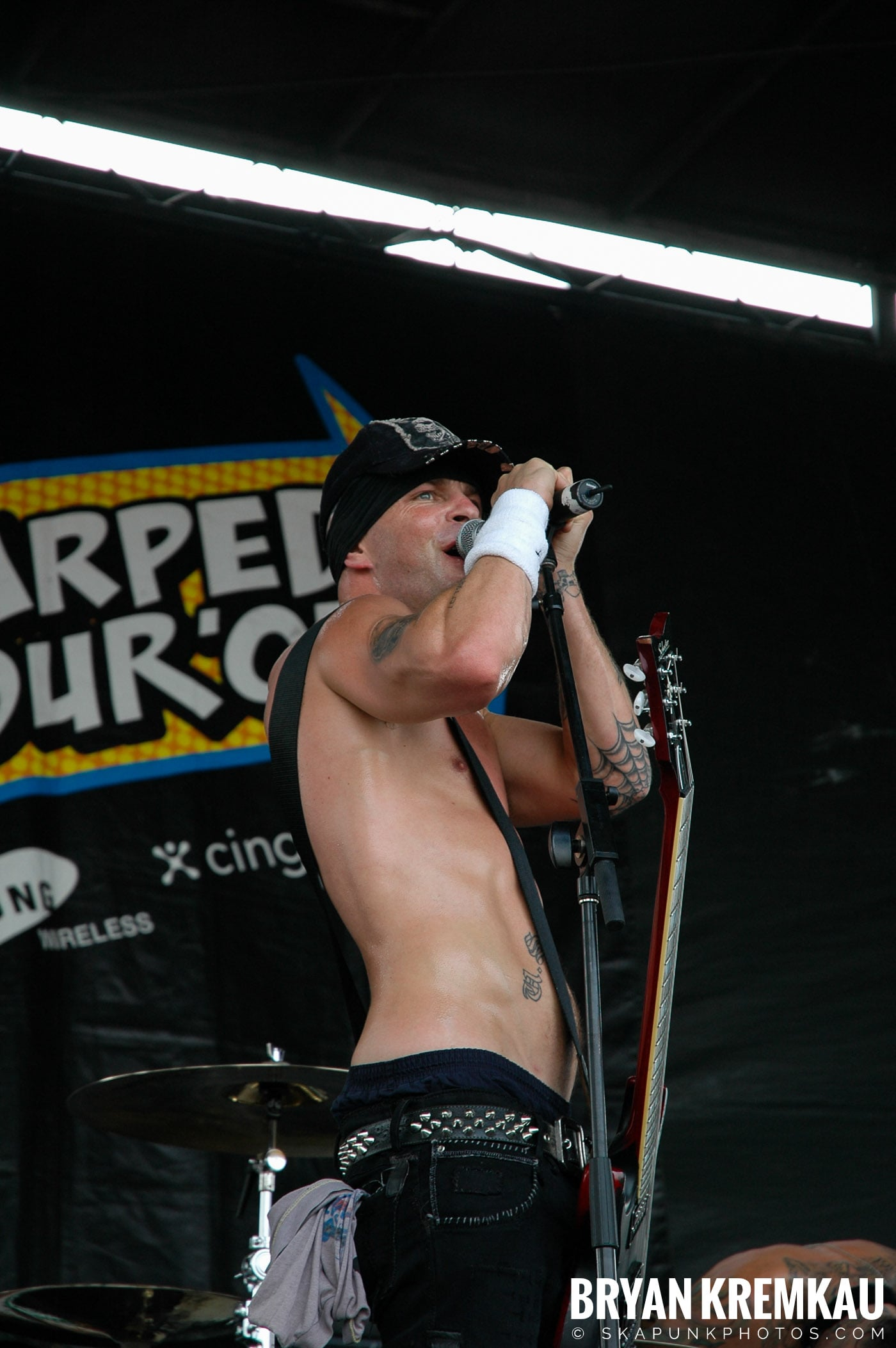 The Transplants @ Warped Tour 2005, NYC - 8.12.05 (3)