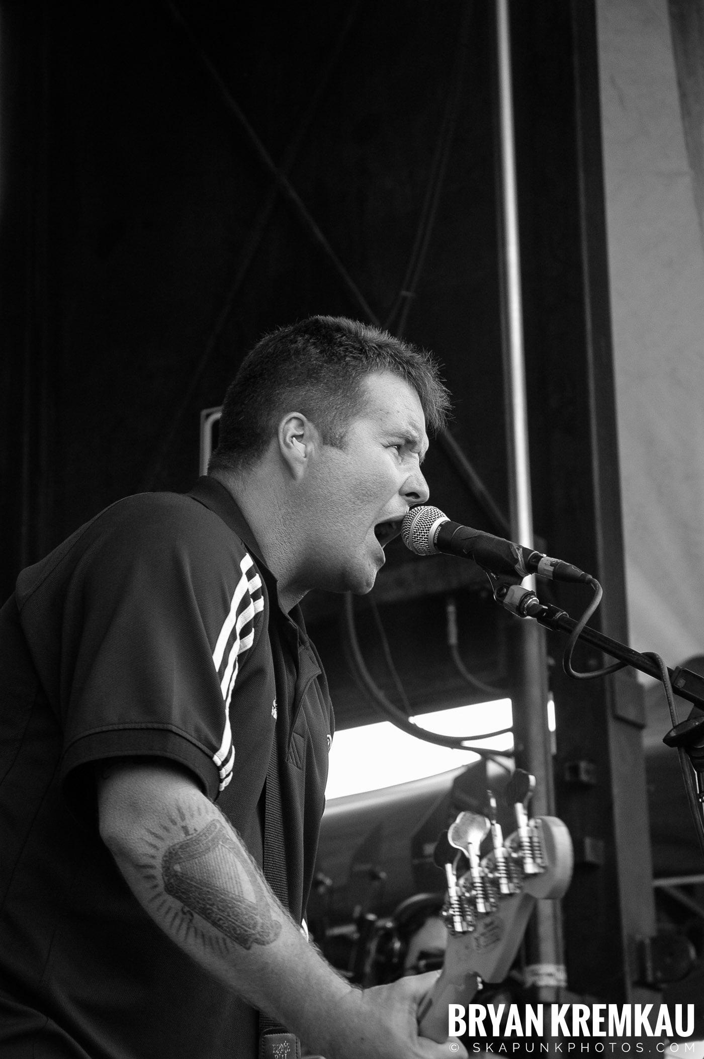 Dropkick Murphys @ Warped Tour 05, NYC - 8.12.05 (9)