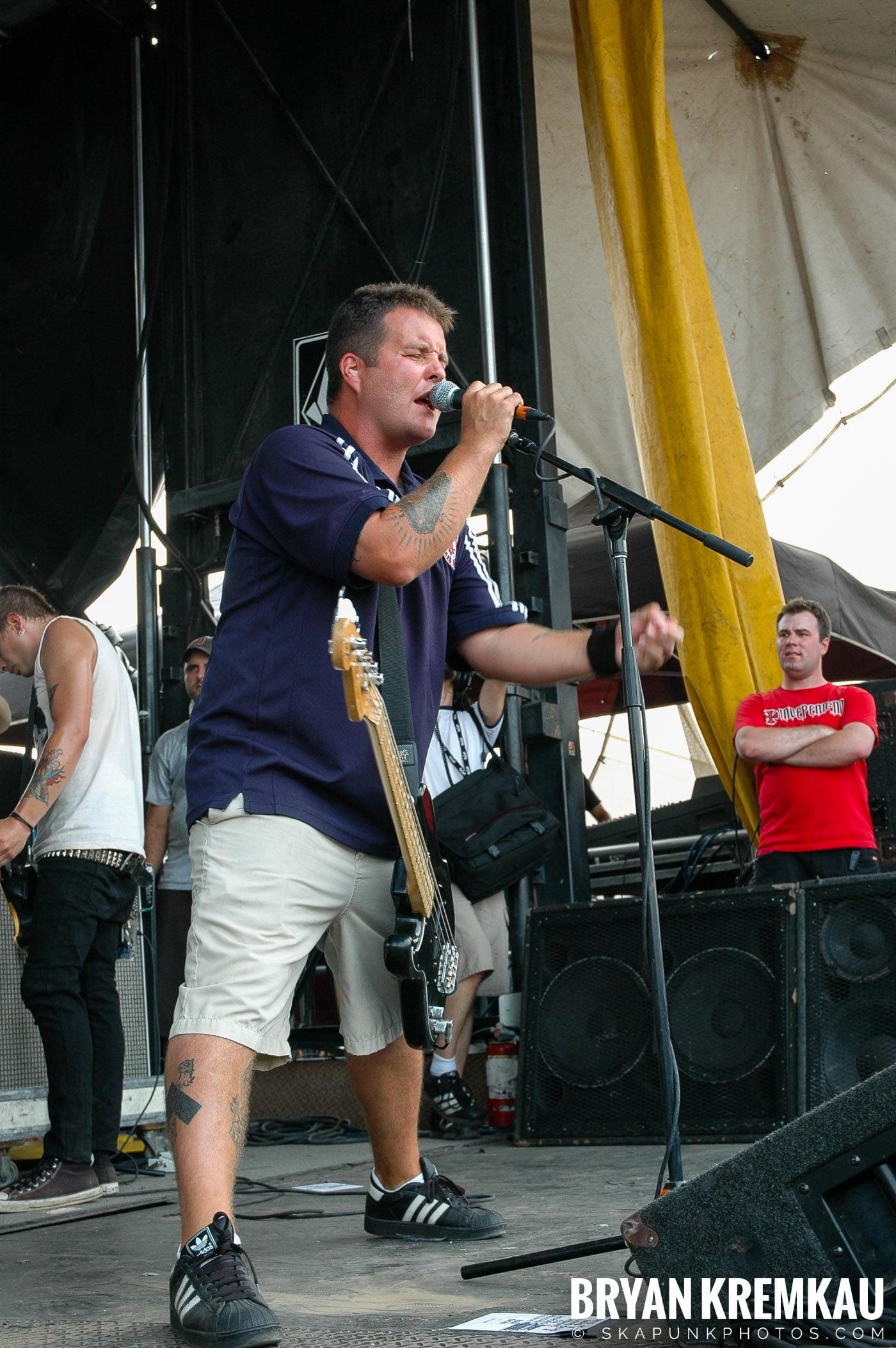 Dropkick Murphys @ Warped Tour 05, NYC - 8.12.05 (7)