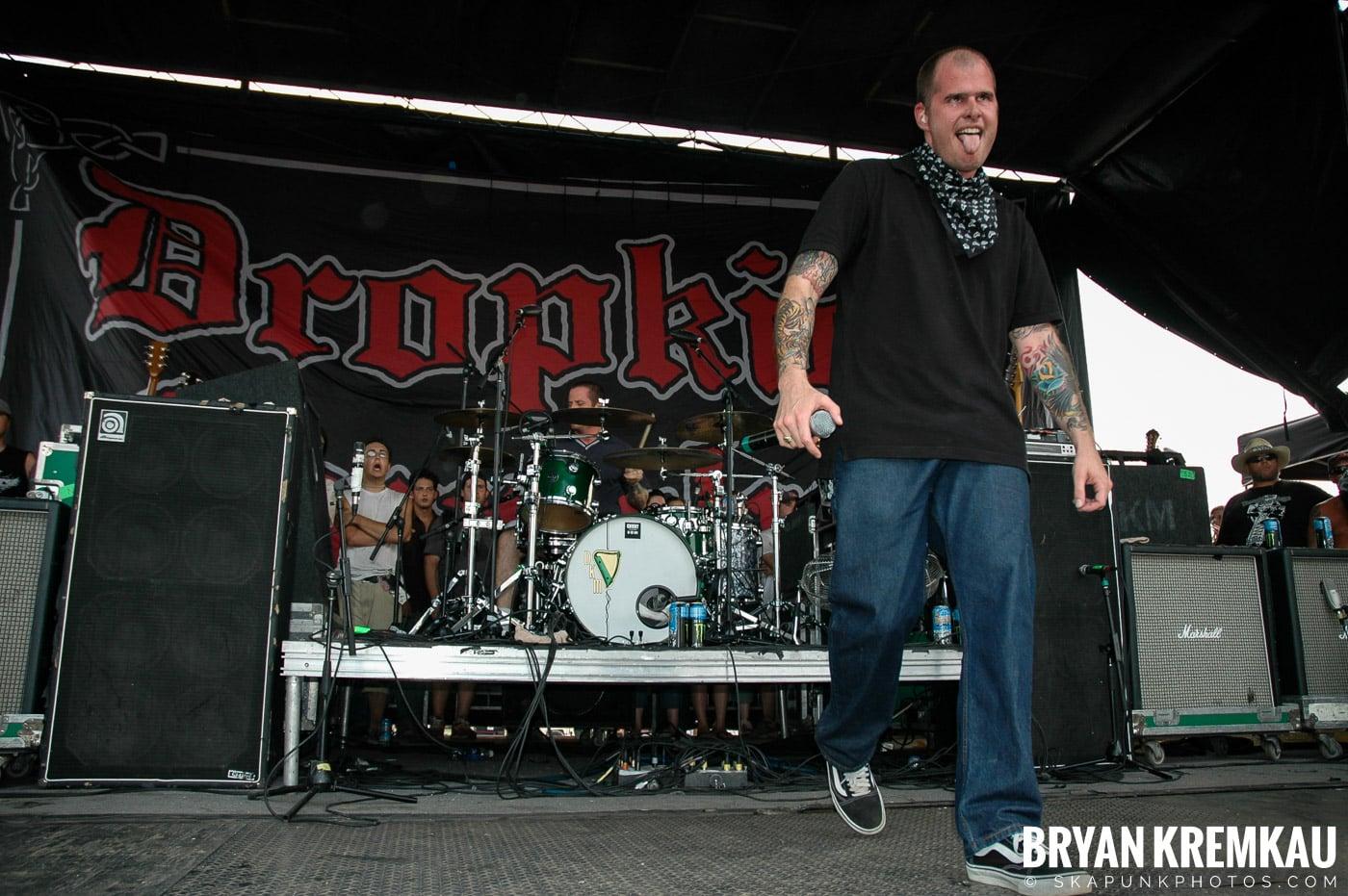 Dropkick Murphys @ Warped Tour 05, NYC - 8.12.05 (6)