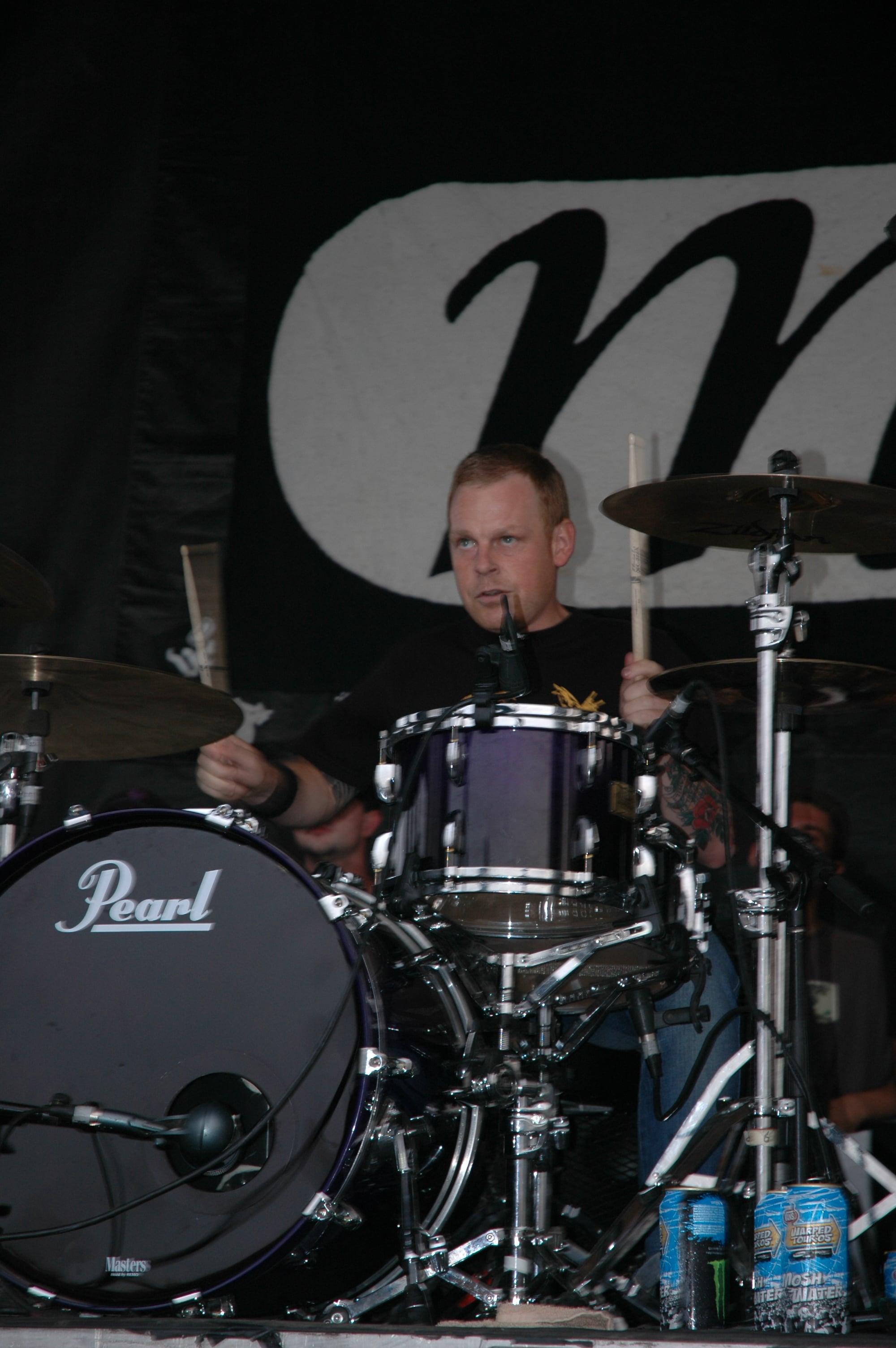 Millencolin @ Warped Tour 05, NYC - 8.12.05 (15)