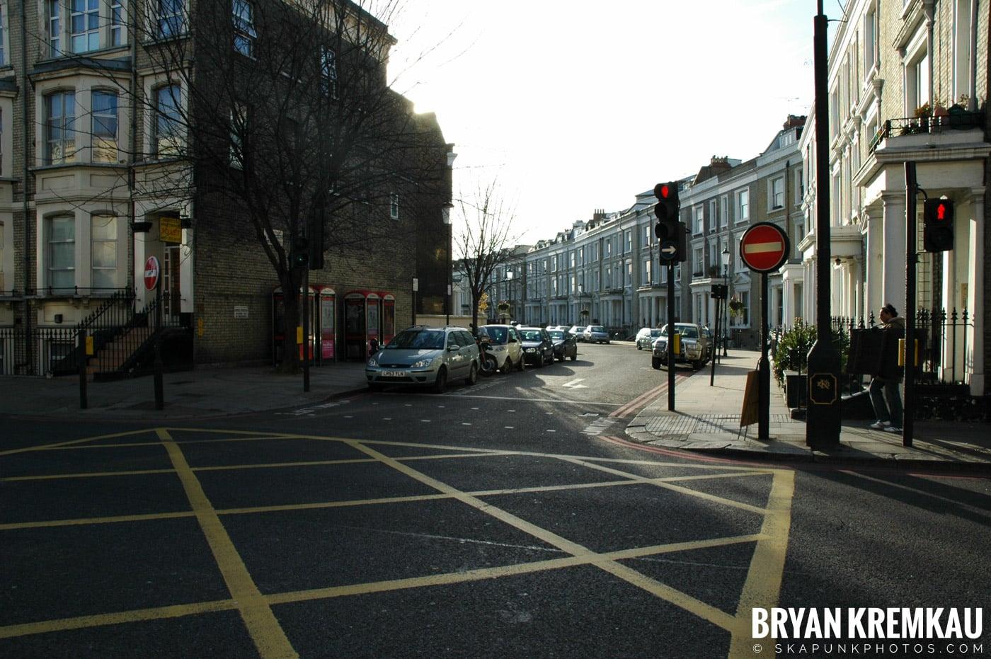 London, England - Day 2 - 12.17.05 (22)