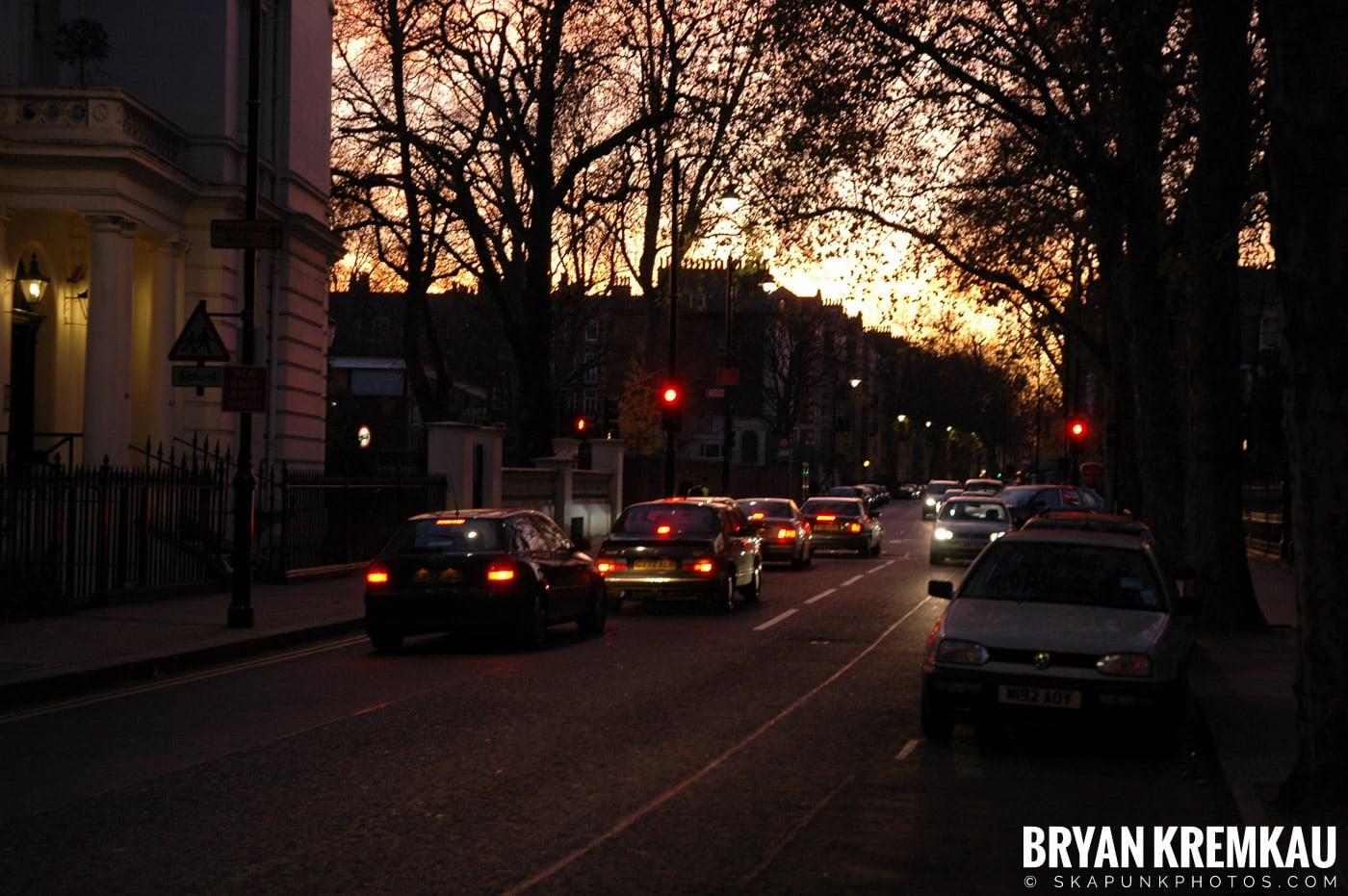London, England - Day 2 - 12.17.05 (3)