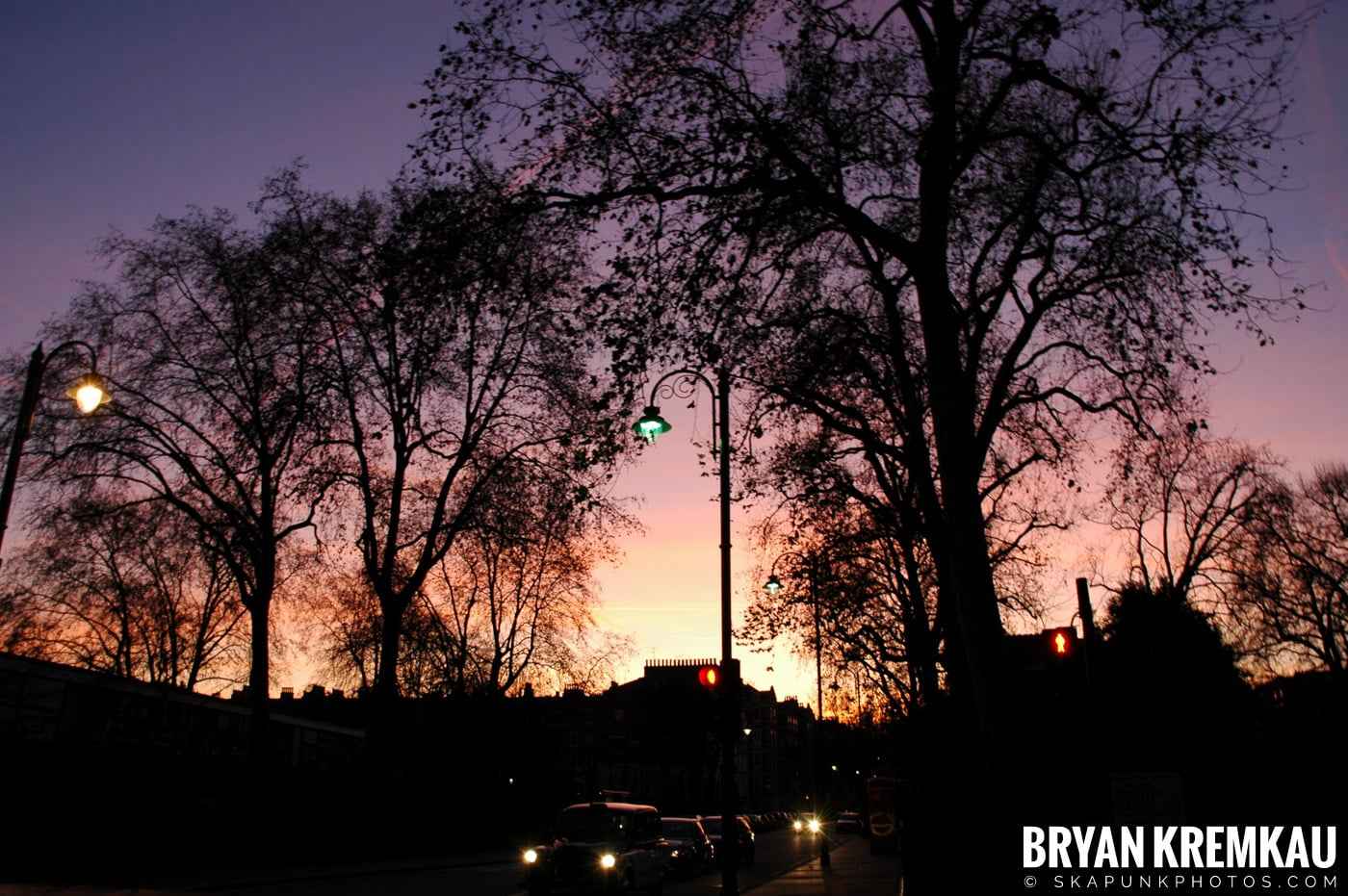 London, England - Day 2 - 12.17.05 (2)