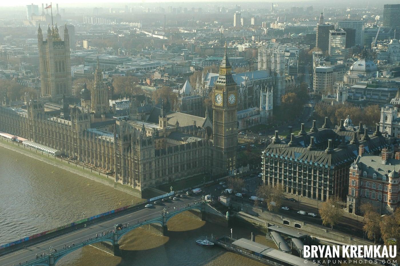 London, England - Day 4 - 12.19.05 (31)
