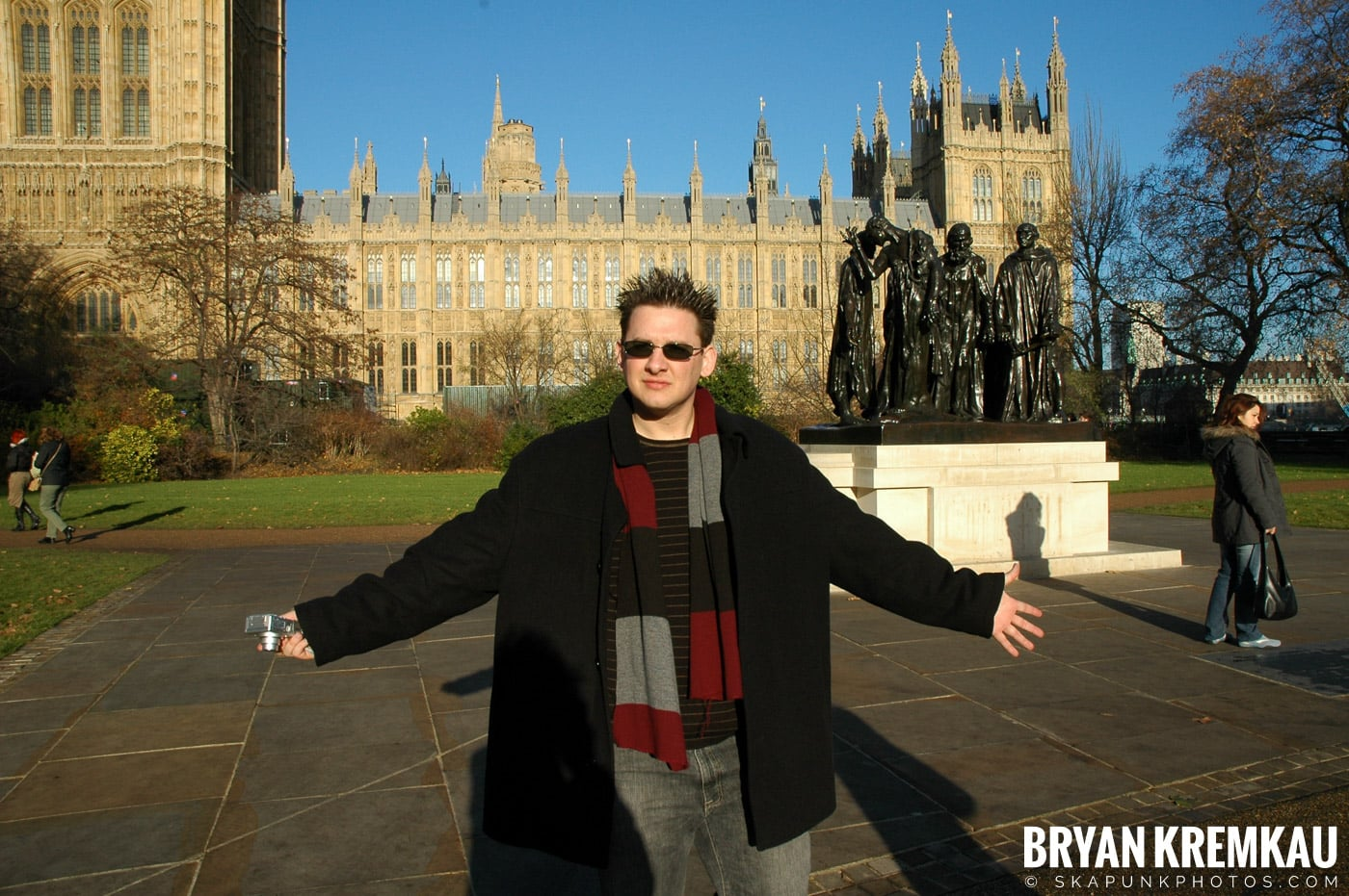London, England - Day 4 - 12.19.05 (22)