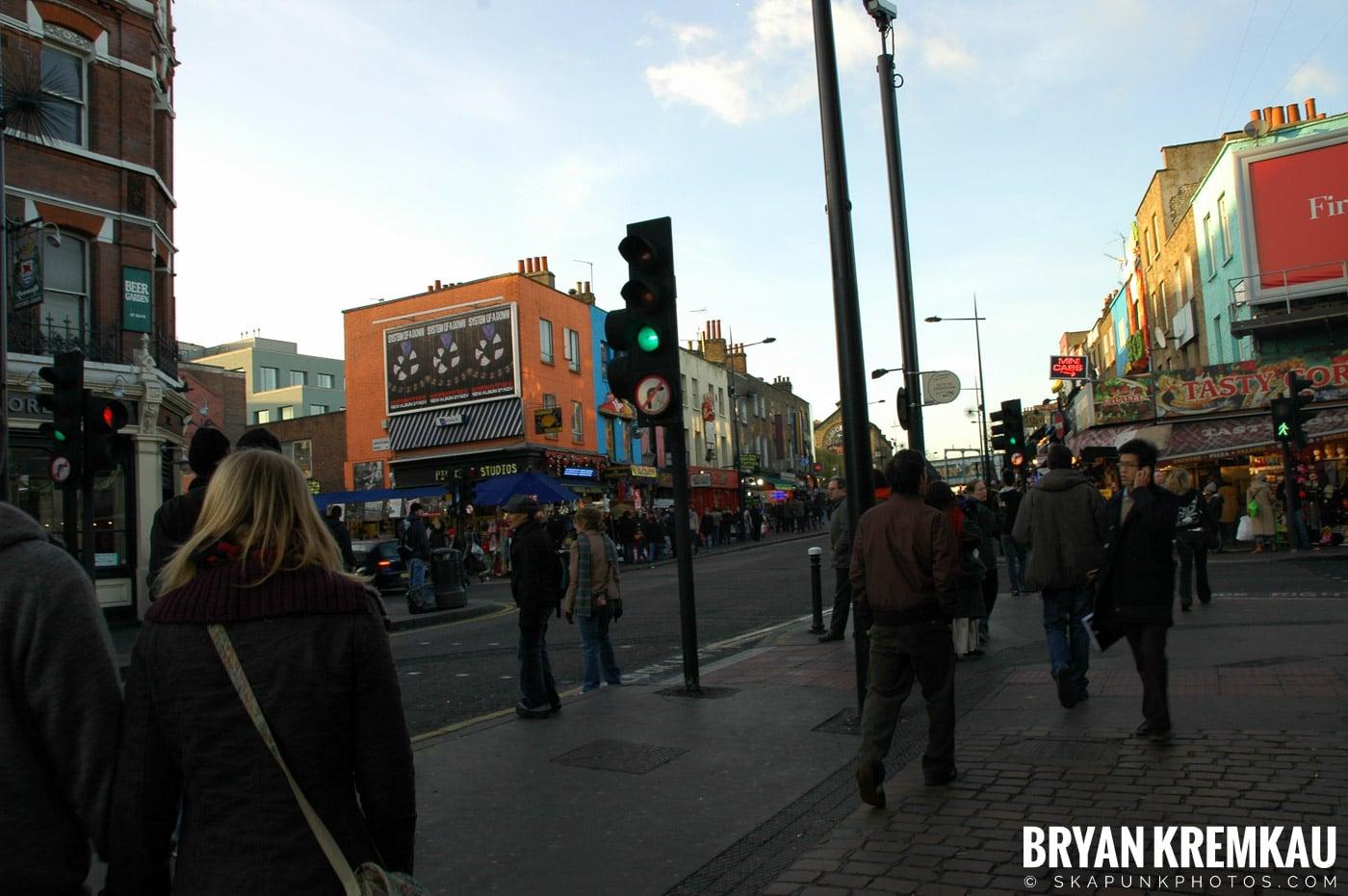 London, England - Day 4 - 12.19.05 (12)