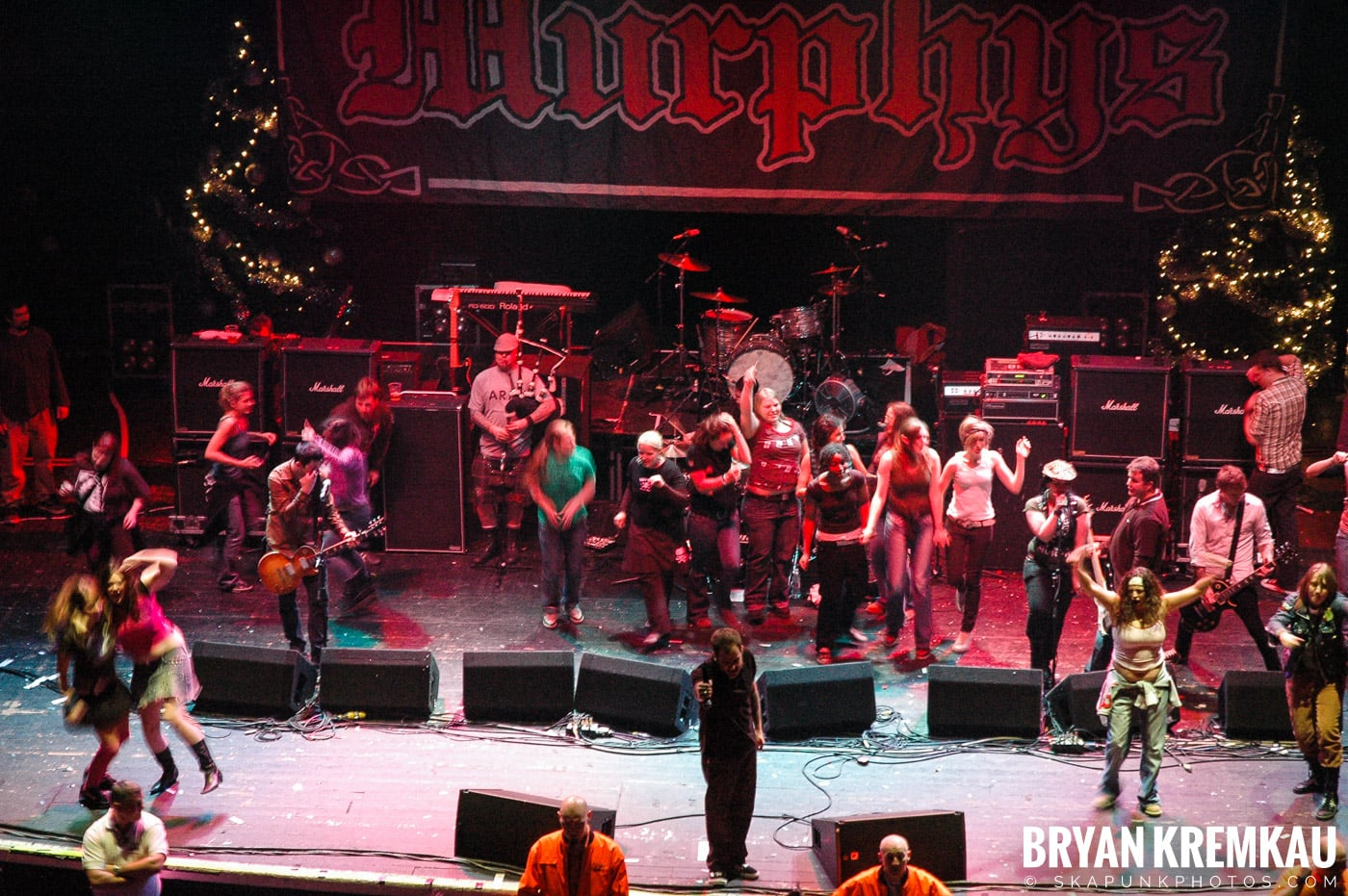 Dropkick Murphys @ Brixton Academy, London UK - 12.19.05 (1)