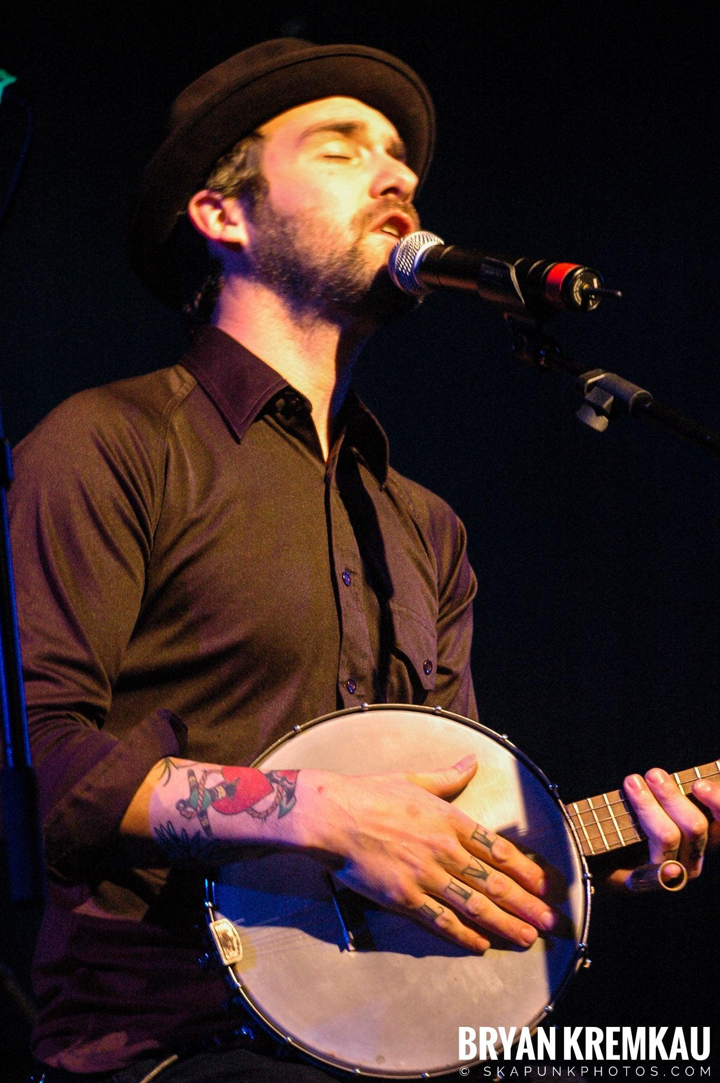 William Elliott Whitmore @ Nokia Theatre, NYC - 3.17.06 (2)