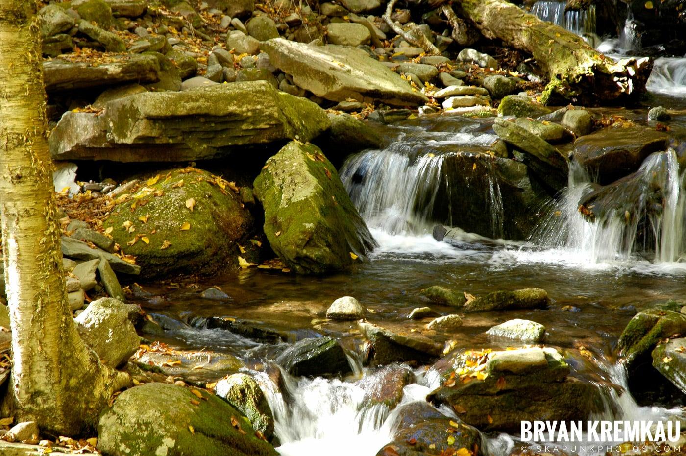 Peekamoose Waterfalls @ Sundown, NY - 10.6.06 (26)