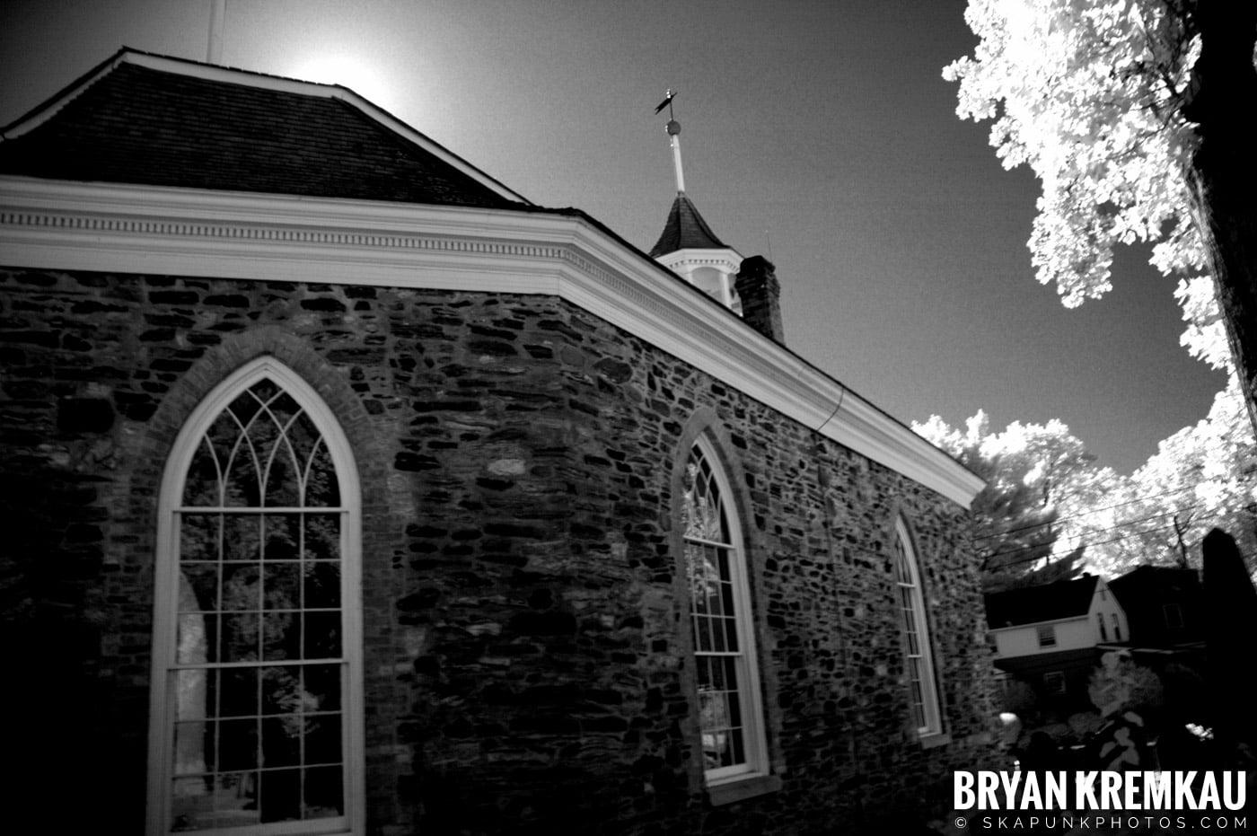 The Old Dutch Church @ Sleepy Hollow, NY - 10.7.06 (20)