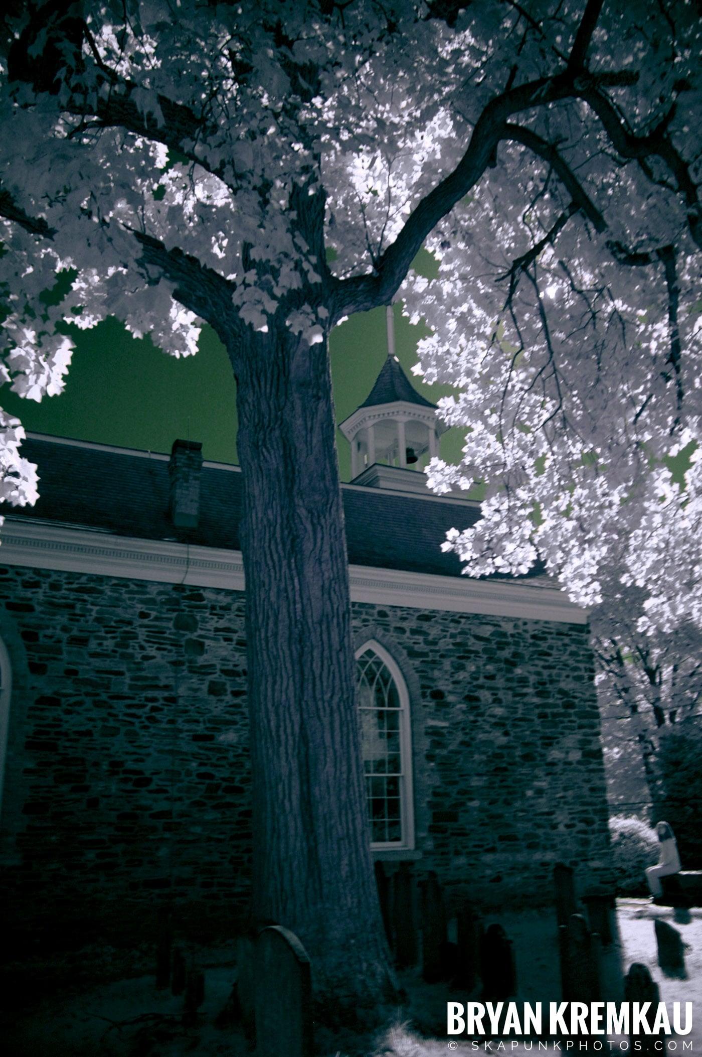The Old Dutch Church @ Sleepy Hollow, NY - 10.7.06 (18)