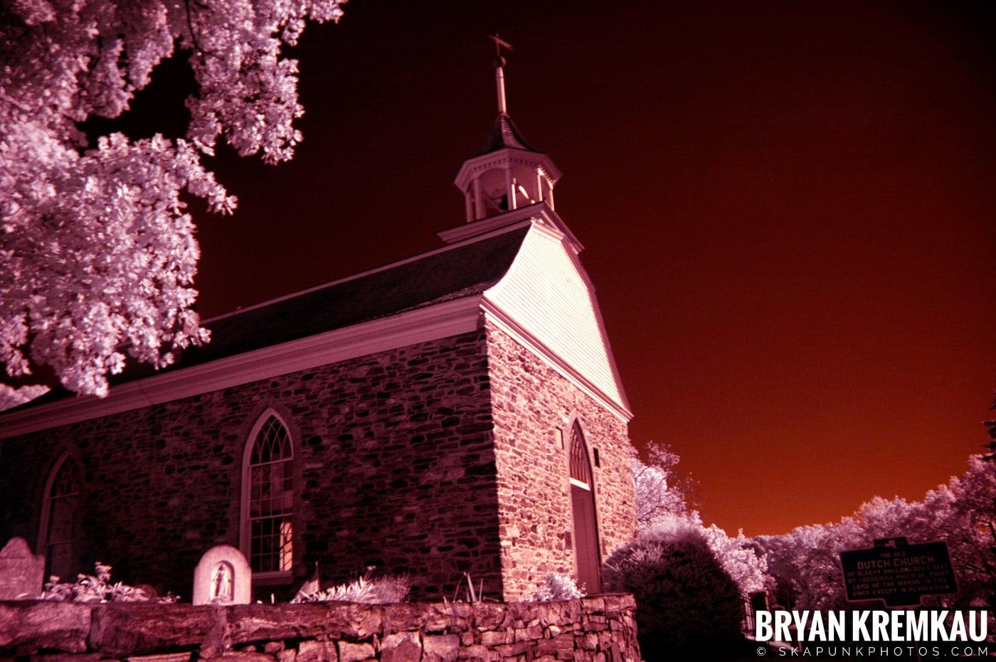 The Old Dutch Church @ Sleepy Hollow, NY - 10.7.06 (17)