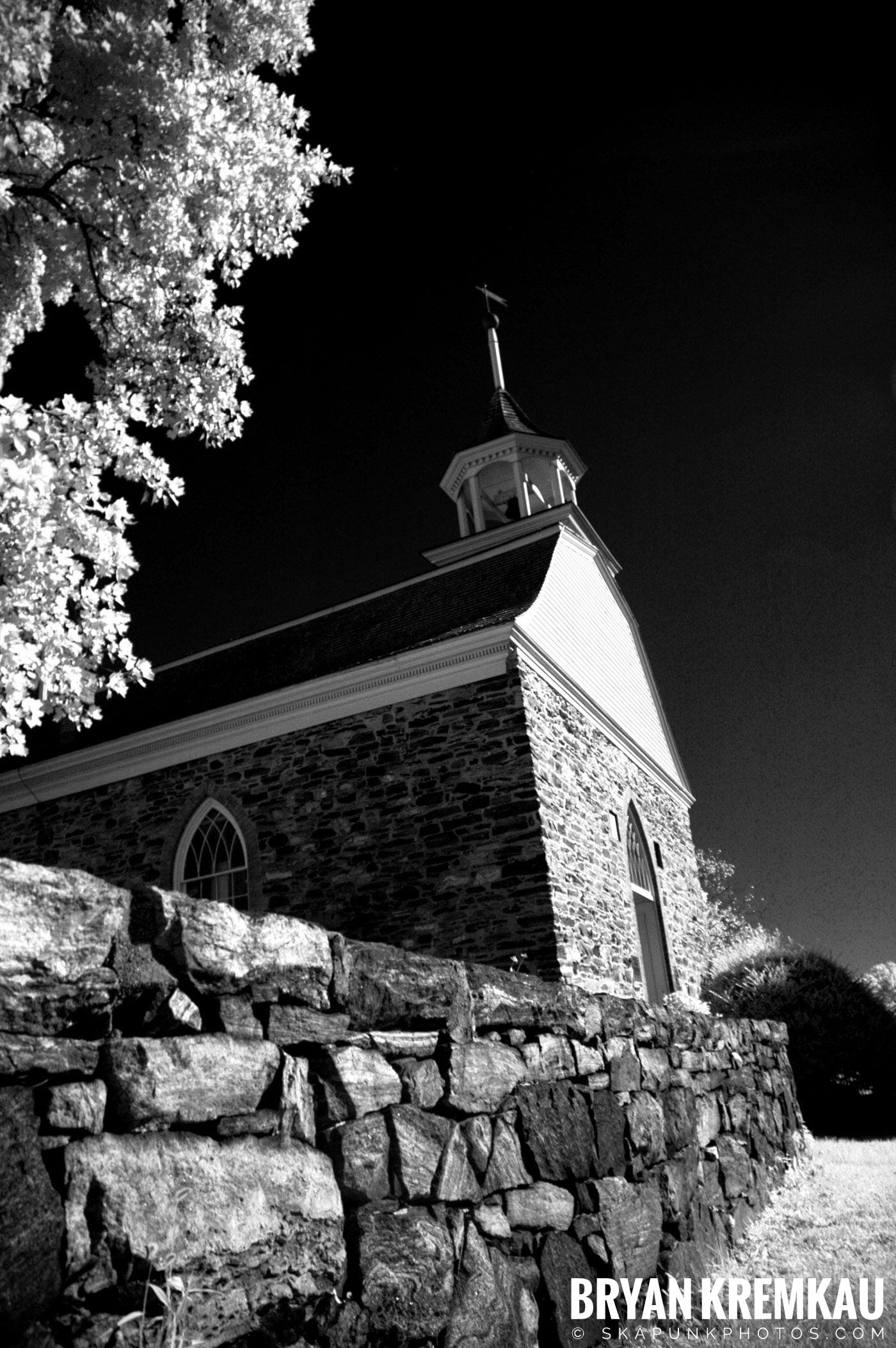 The Old Dutch Church @ Sleepy Hollow, NY - 10.7.06 (16)