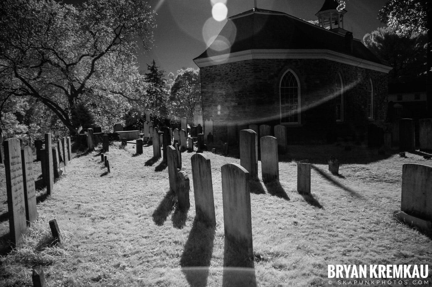 The Old Dutch Church @ Sleepy Hollow, NY - 10.7.06 (14)