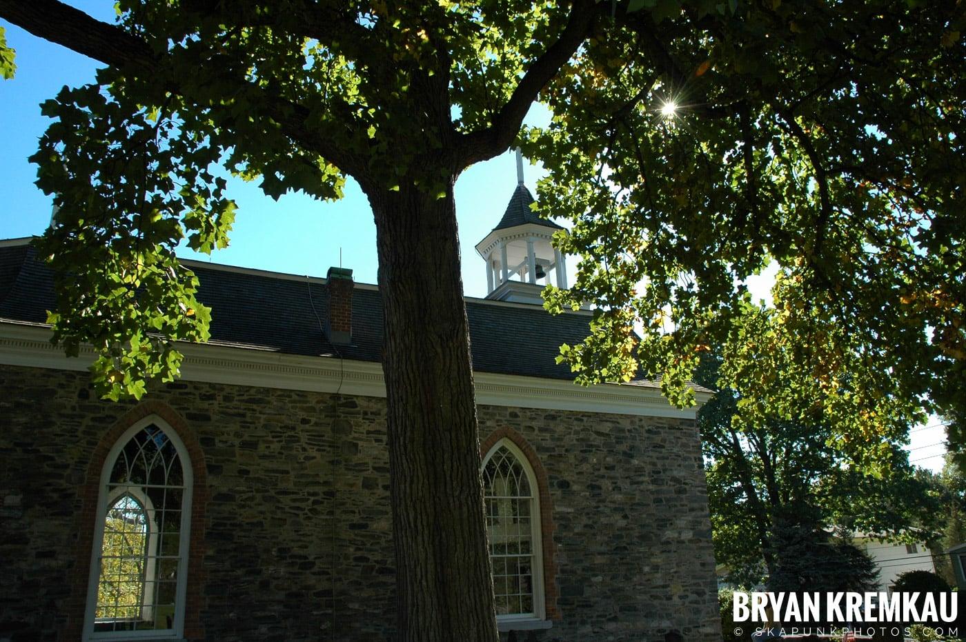 The Old Dutch Church @ Sleepy Hollow, NY - 10.7.06 (11)