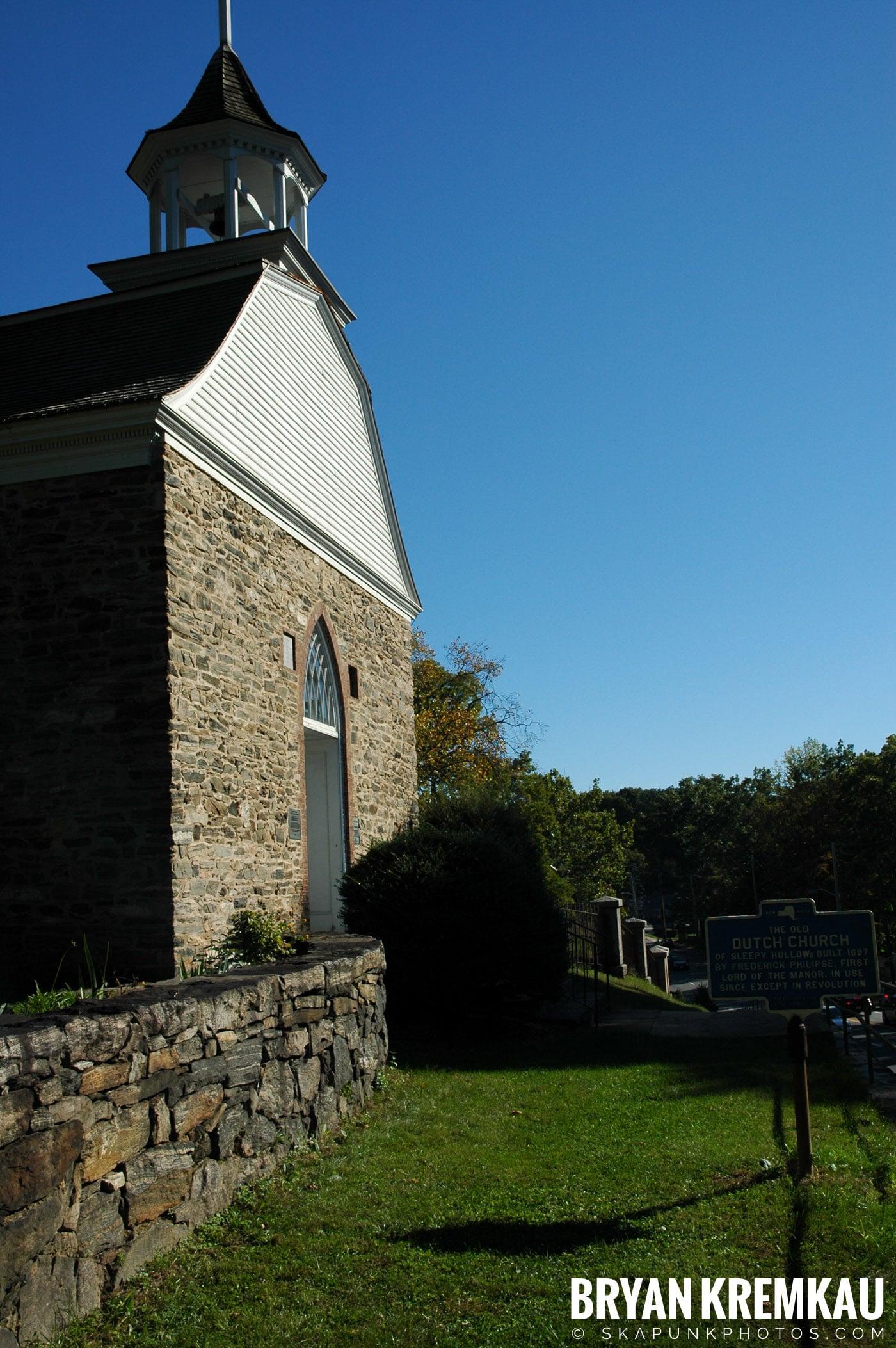 The Old Dutch Church @ Sleepy Hollow, NY - 10.7.06 (10)