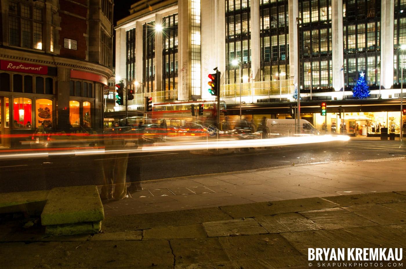London, England - Day 1 - 12.8.06 (7)