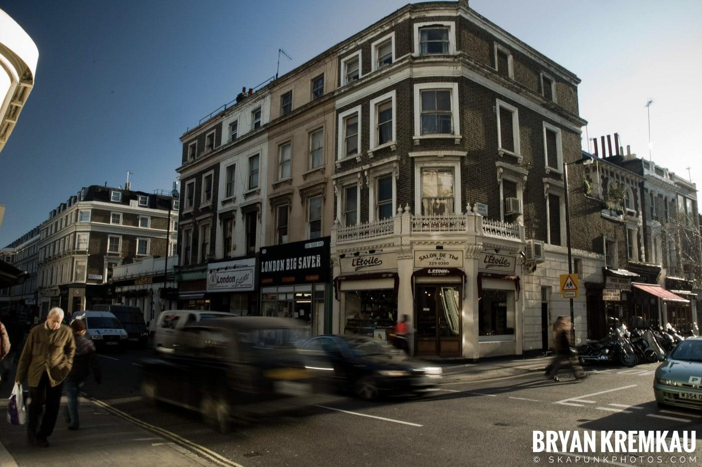 London, England - Day 2 - 12.9.06 (25)