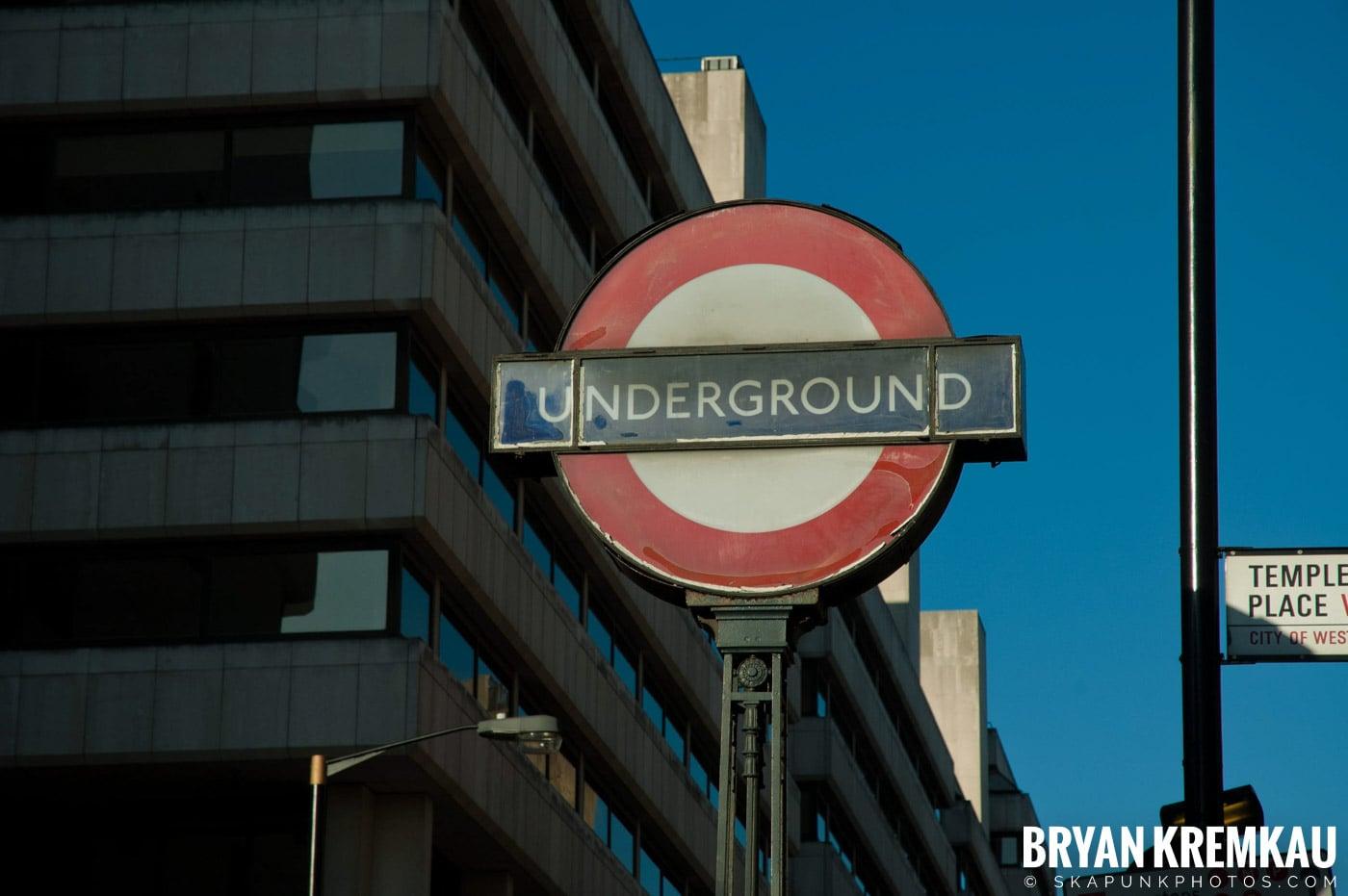 London, England - Day 2 - 12.9.06 (23)