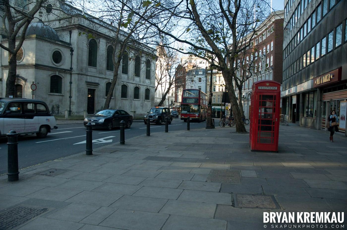 London, England - Day 2 - 12.9.06 (21)