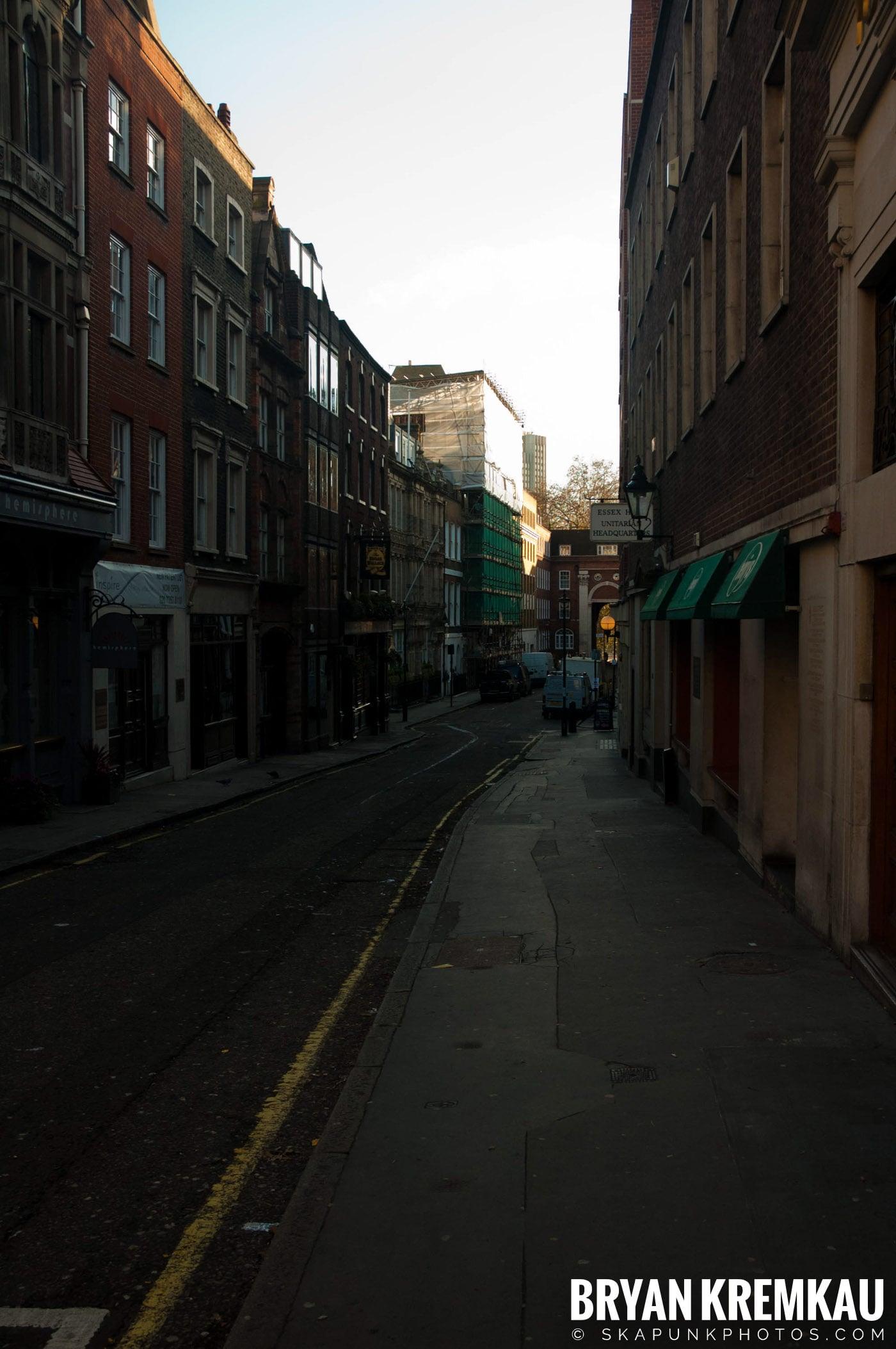 London, England - Day 2 - 12.9.06 (16)