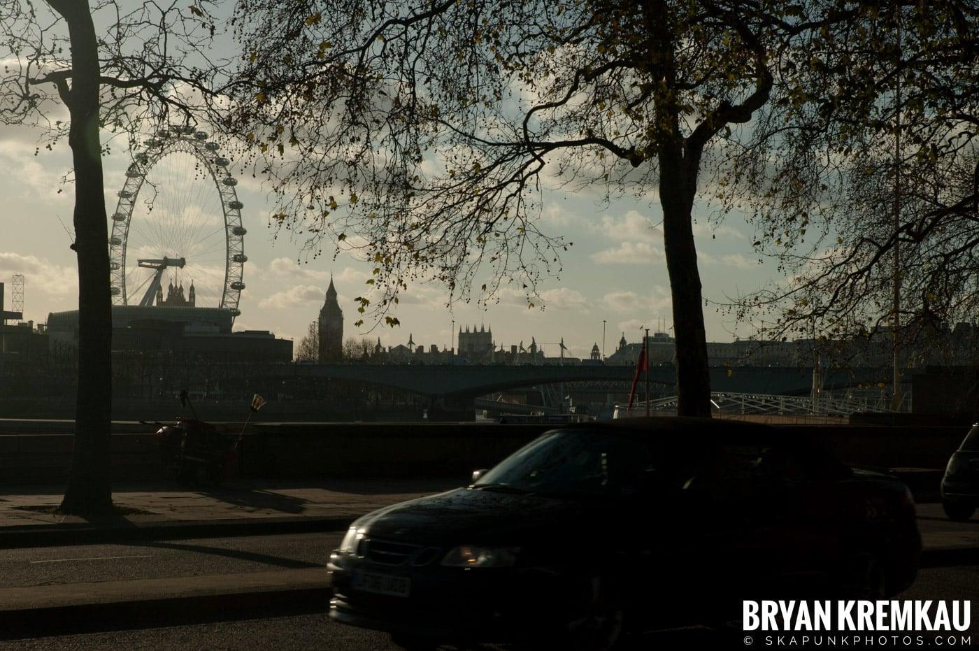 London, England - Day 2 - 12.9.06 (7)