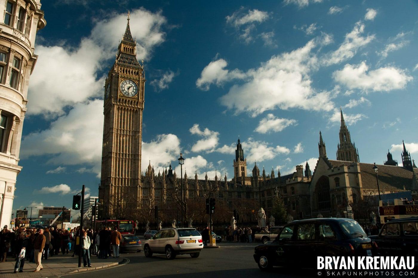 London, England - Day 2 - 12.9.06 (6)