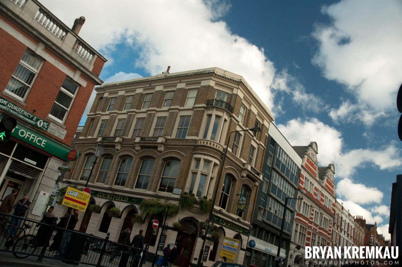 London, England - Day 2 - 12.9.06 (1)