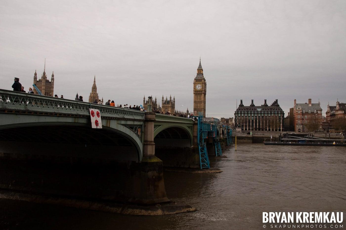 London, England - Day 3 - 12.10.06 (10)