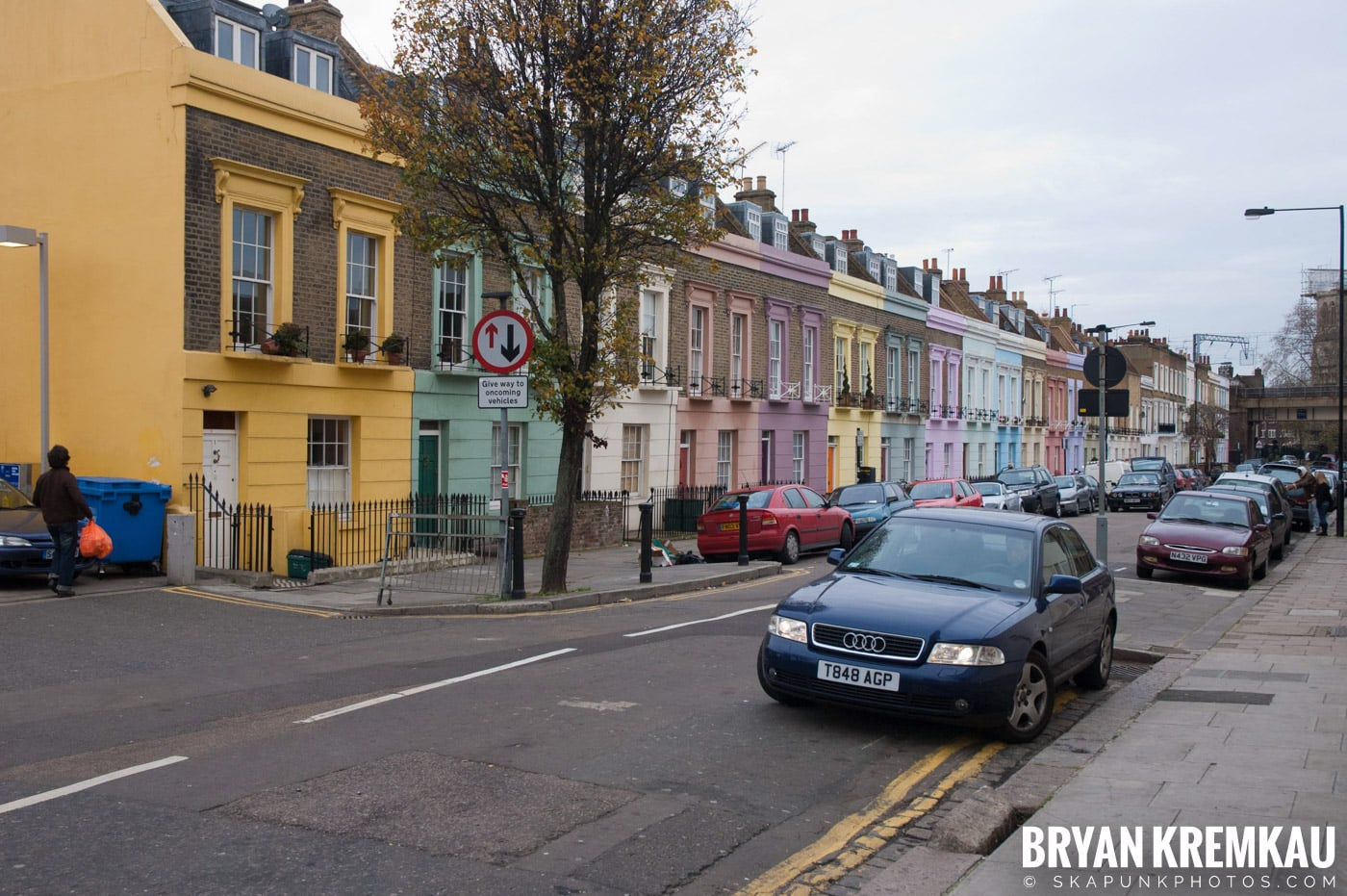 London, England - Day 3 - 12.10.06 (7)