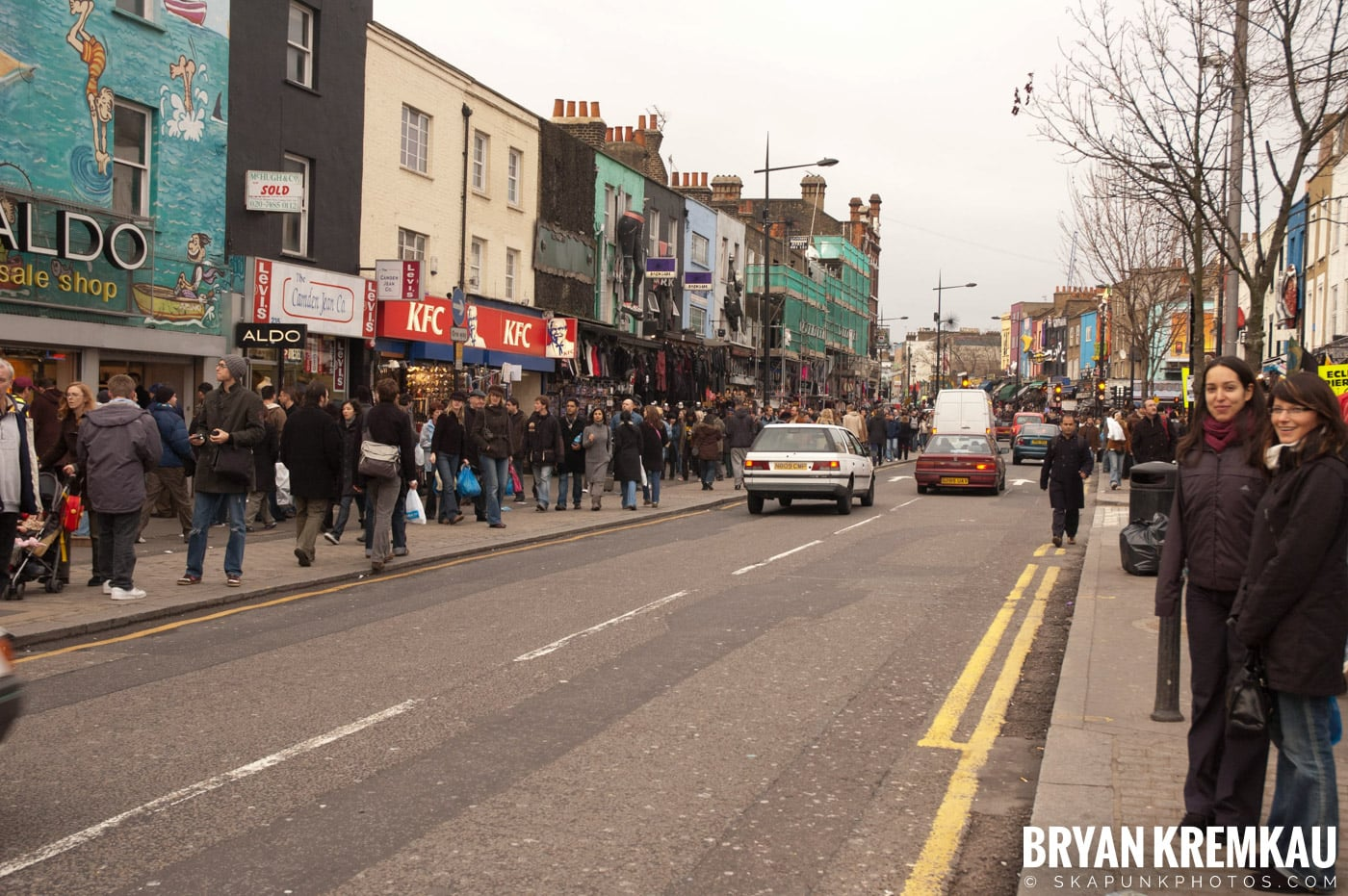 London, England - Day 3 - 12.10.06 (6)