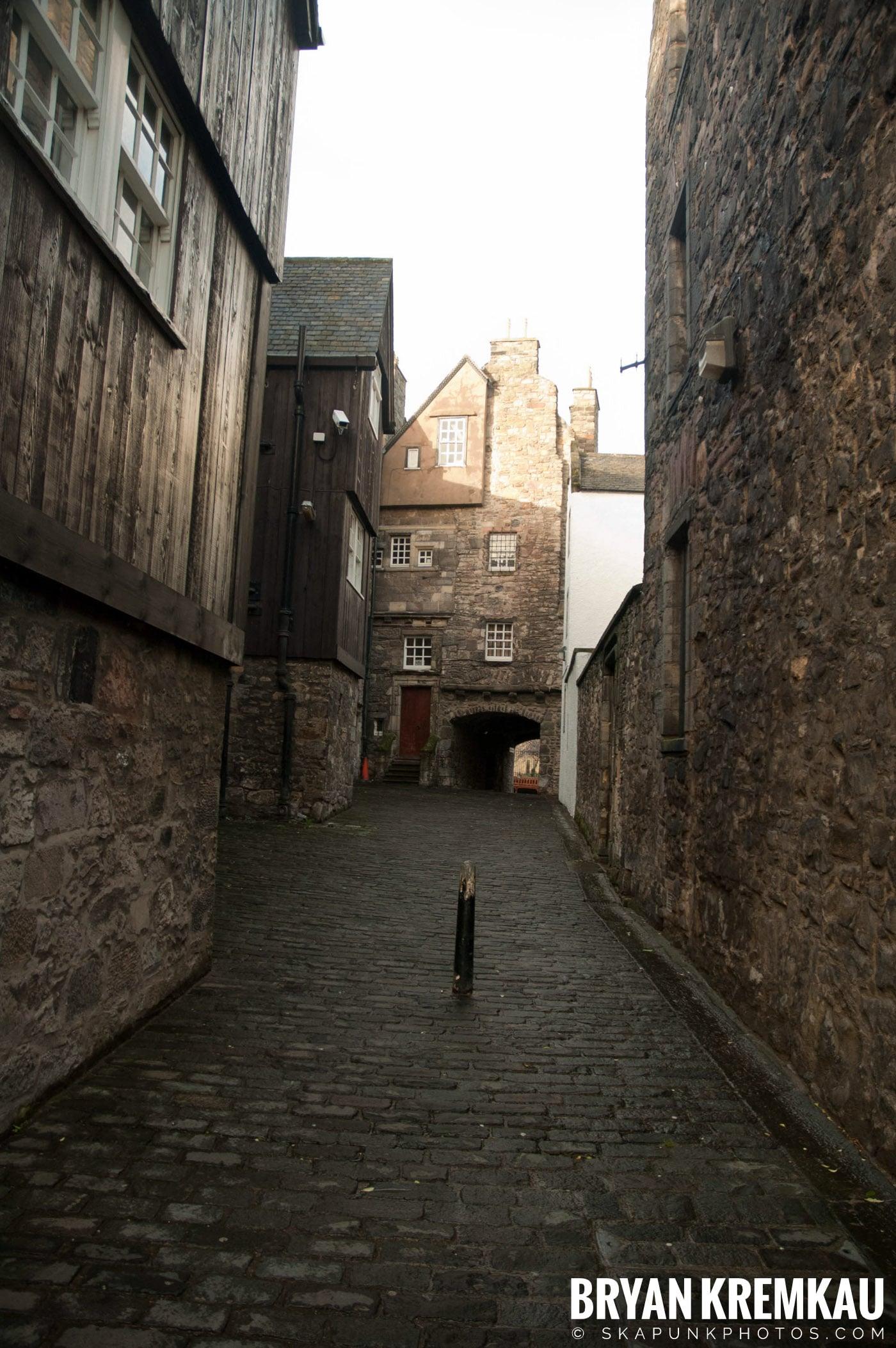 Edinburgh, Scotland - Day 1 - 12.12.06 (28)