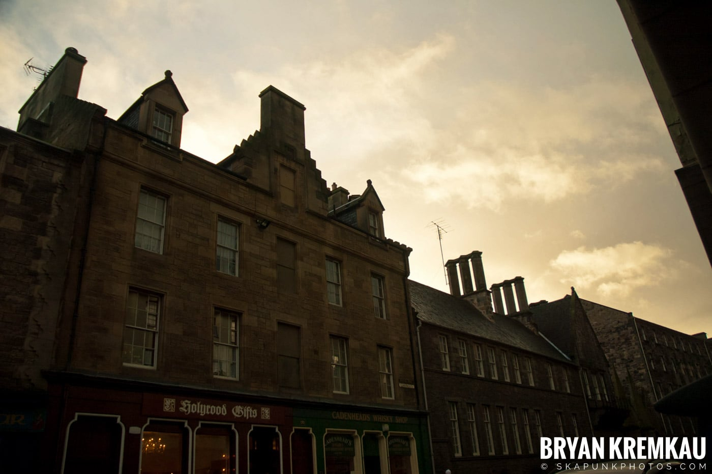 Edinburgh, Scotland - Day 1 - 12.12.06 (27)
