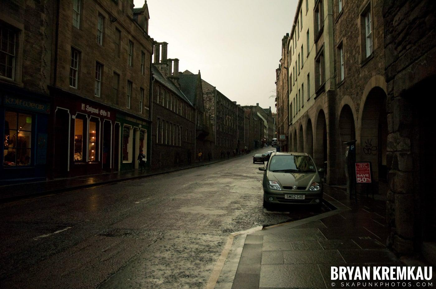 Edinburgh, Scotland - Day 1 - 12.12.06 (25)
