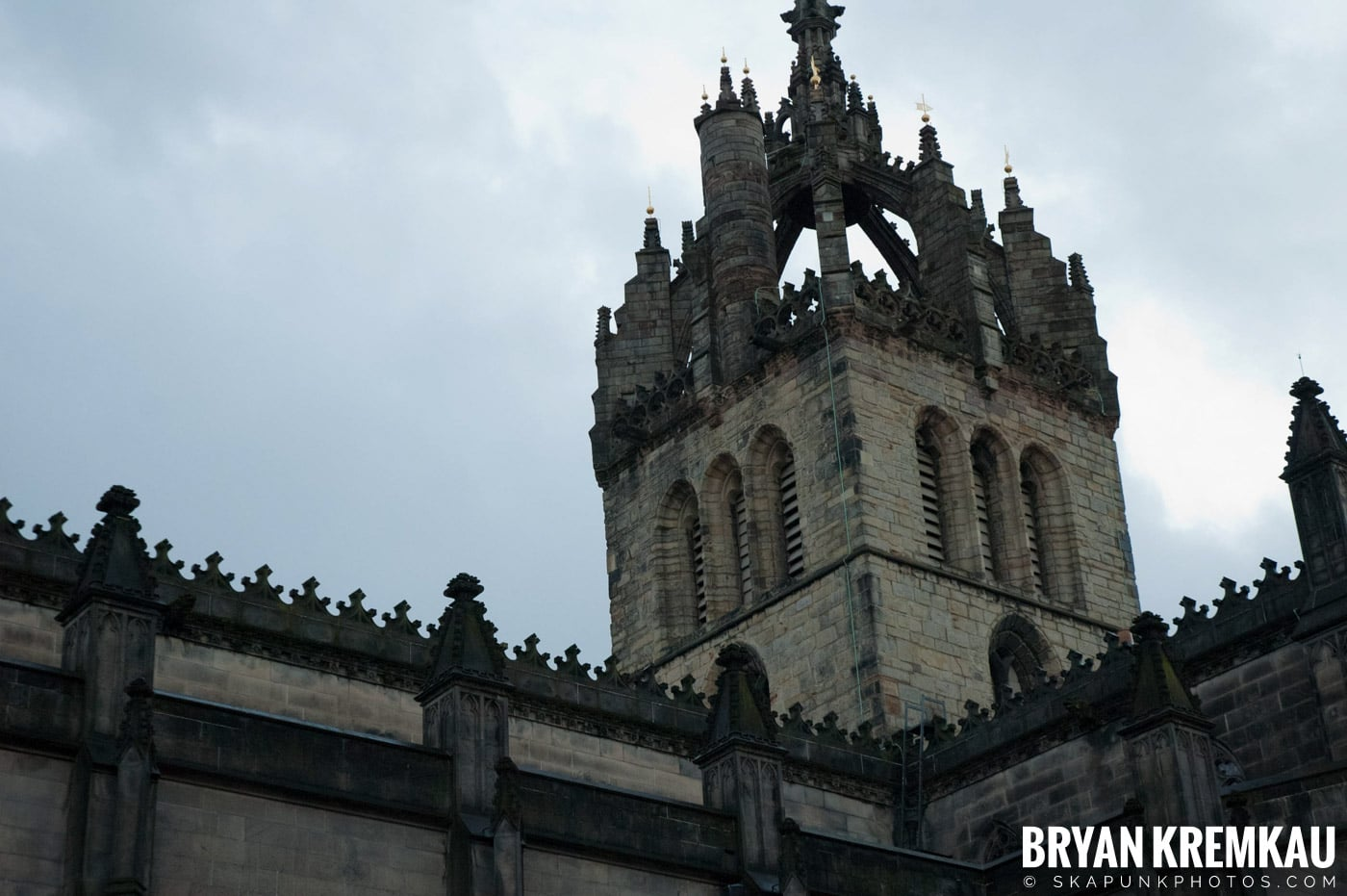 Edinburgh, Scotland - Day 1 - 12.12.06 (21)