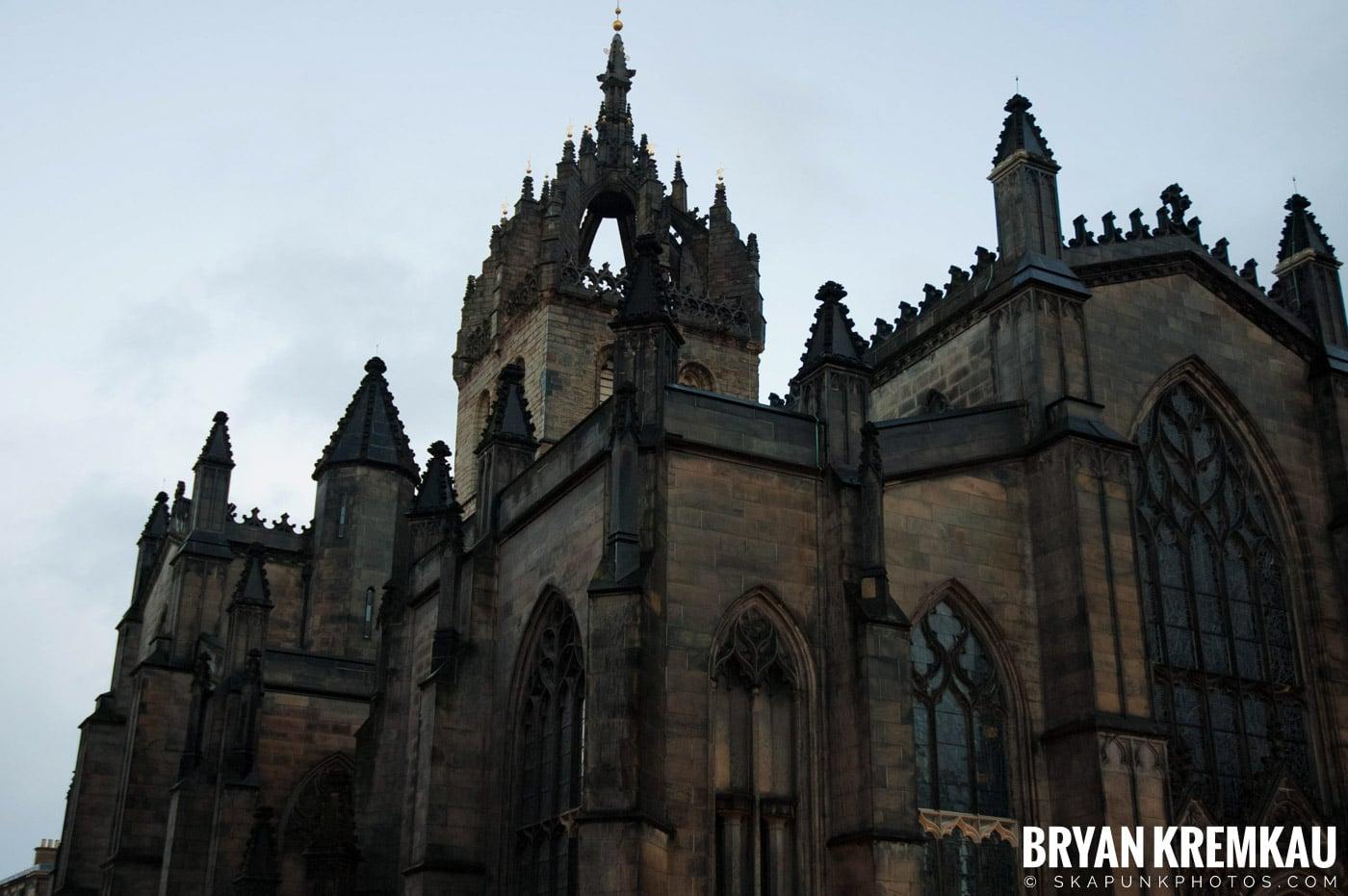Edinburgh, Scotland - Day 1 - 12.12.06 (20)