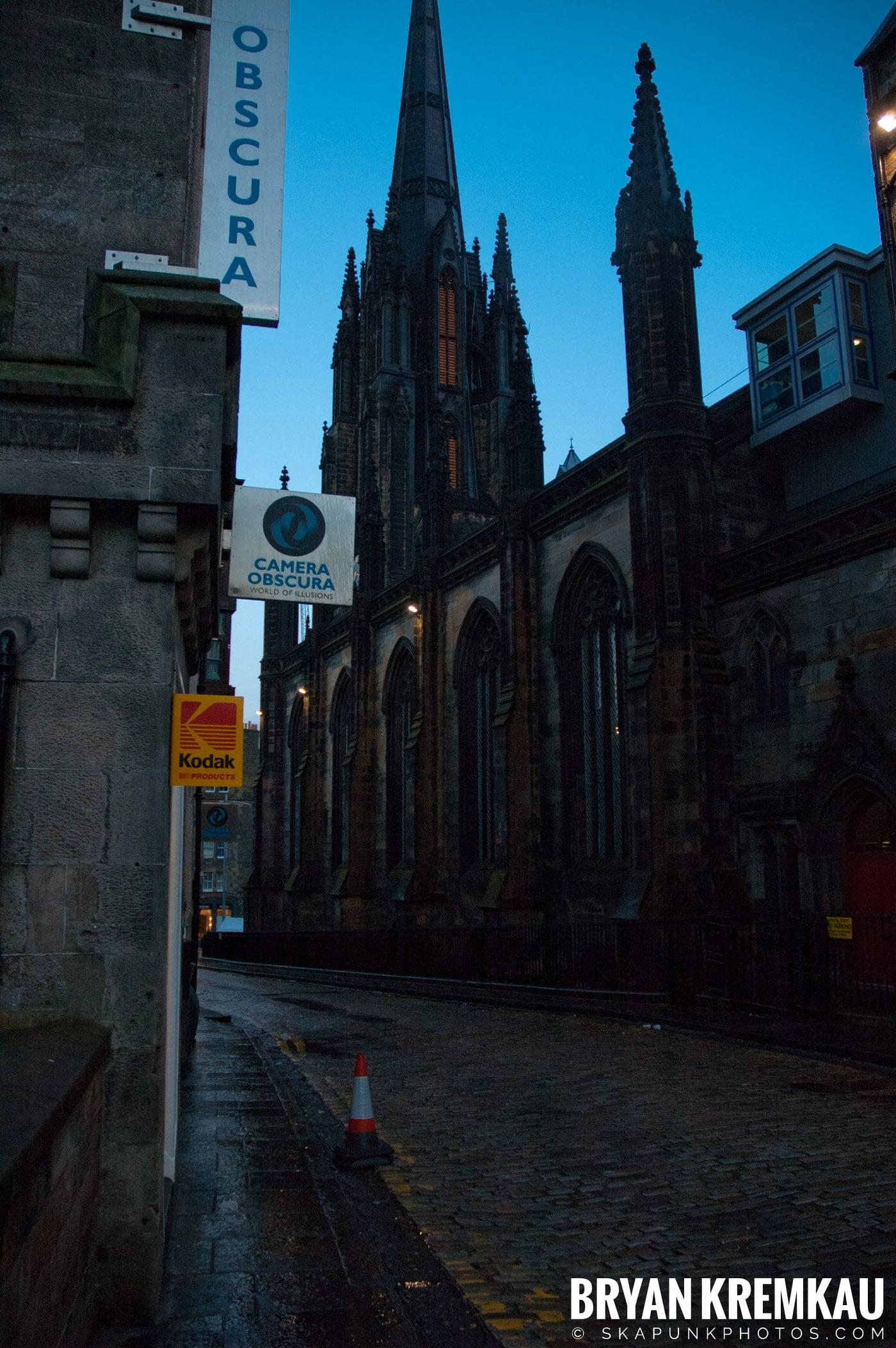Edinburgh, Scotland - Day 1 - 12.12.06 (19)